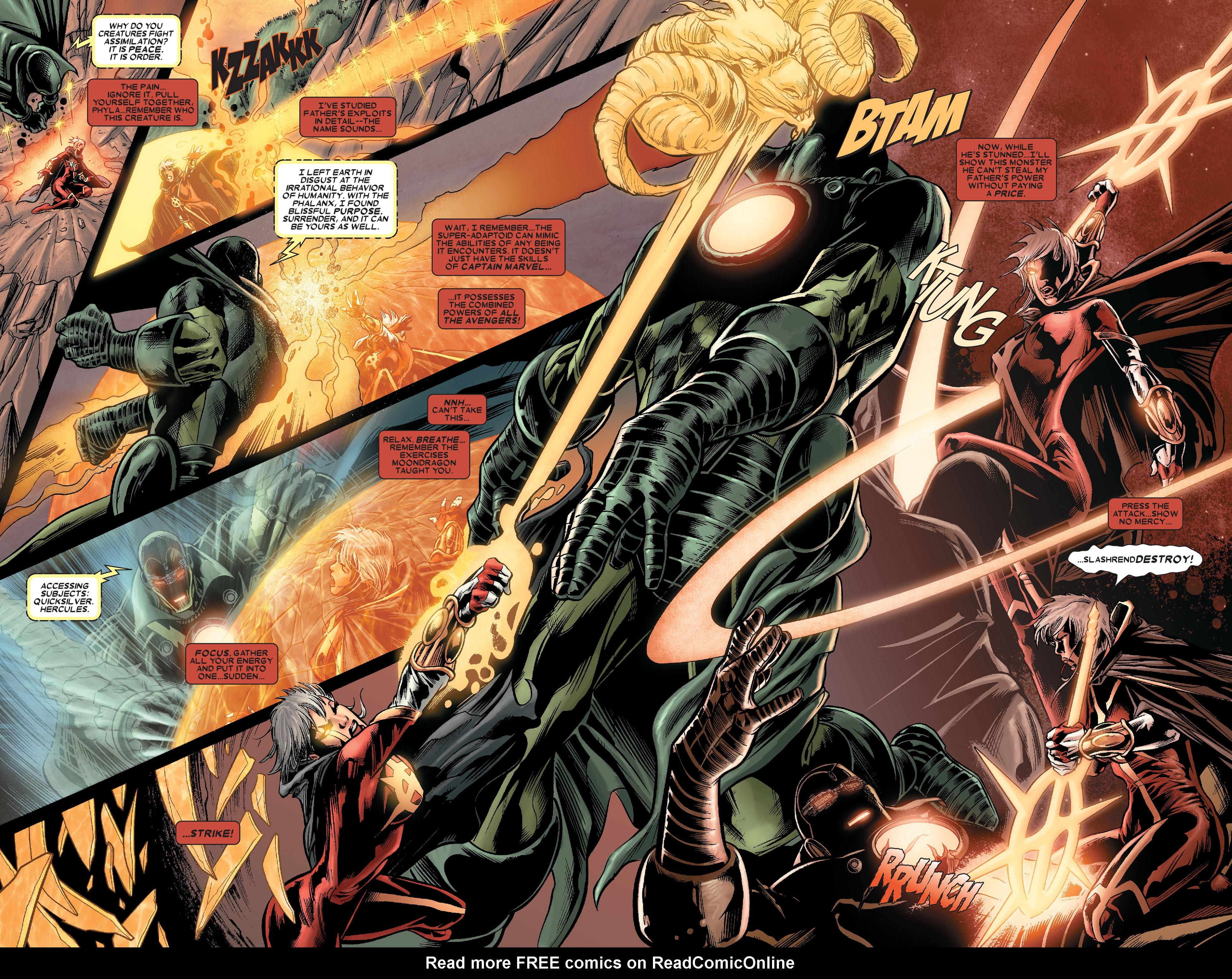 Read online Annihilation: Conquest - Quasar comic -  Issue #1 - 8
