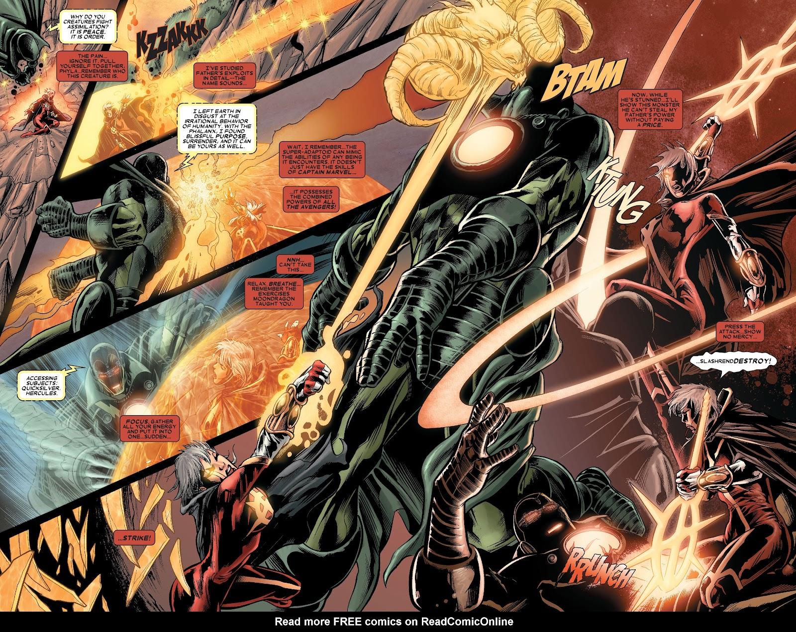 Annihilation: Conquest - Quasar issue 1 - Page 8