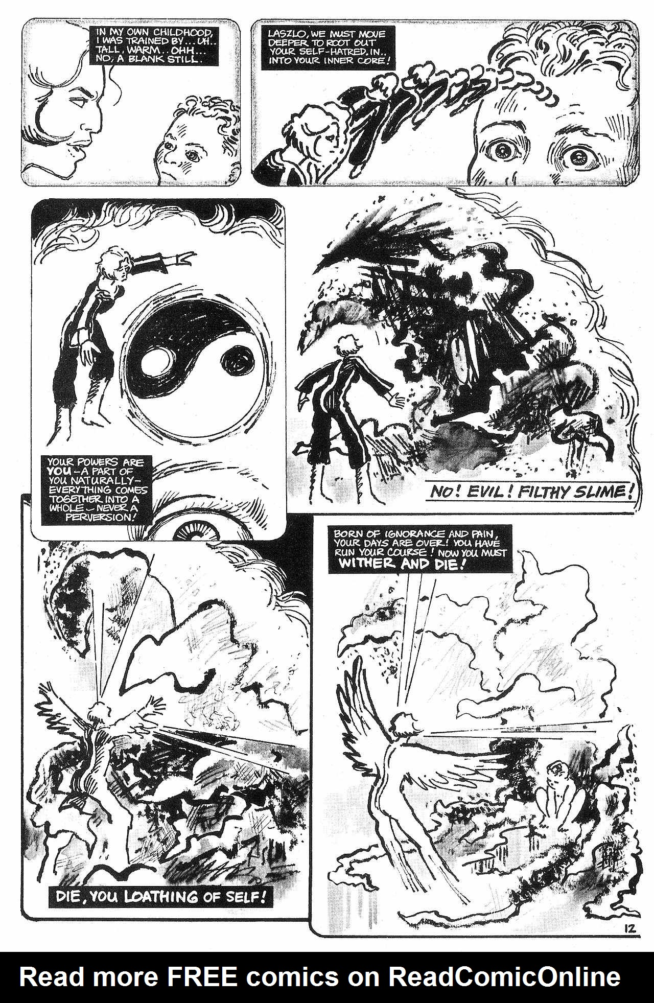 Read online Star*Reach comic -  Issue #11 - 31