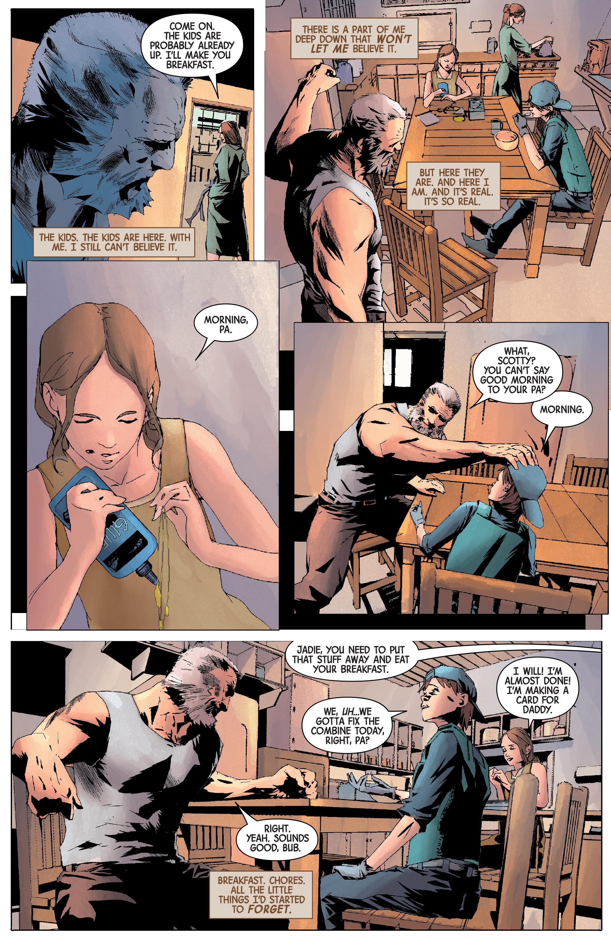 Read online Old Man Logan (2016) comic -  Issue #24 - 4