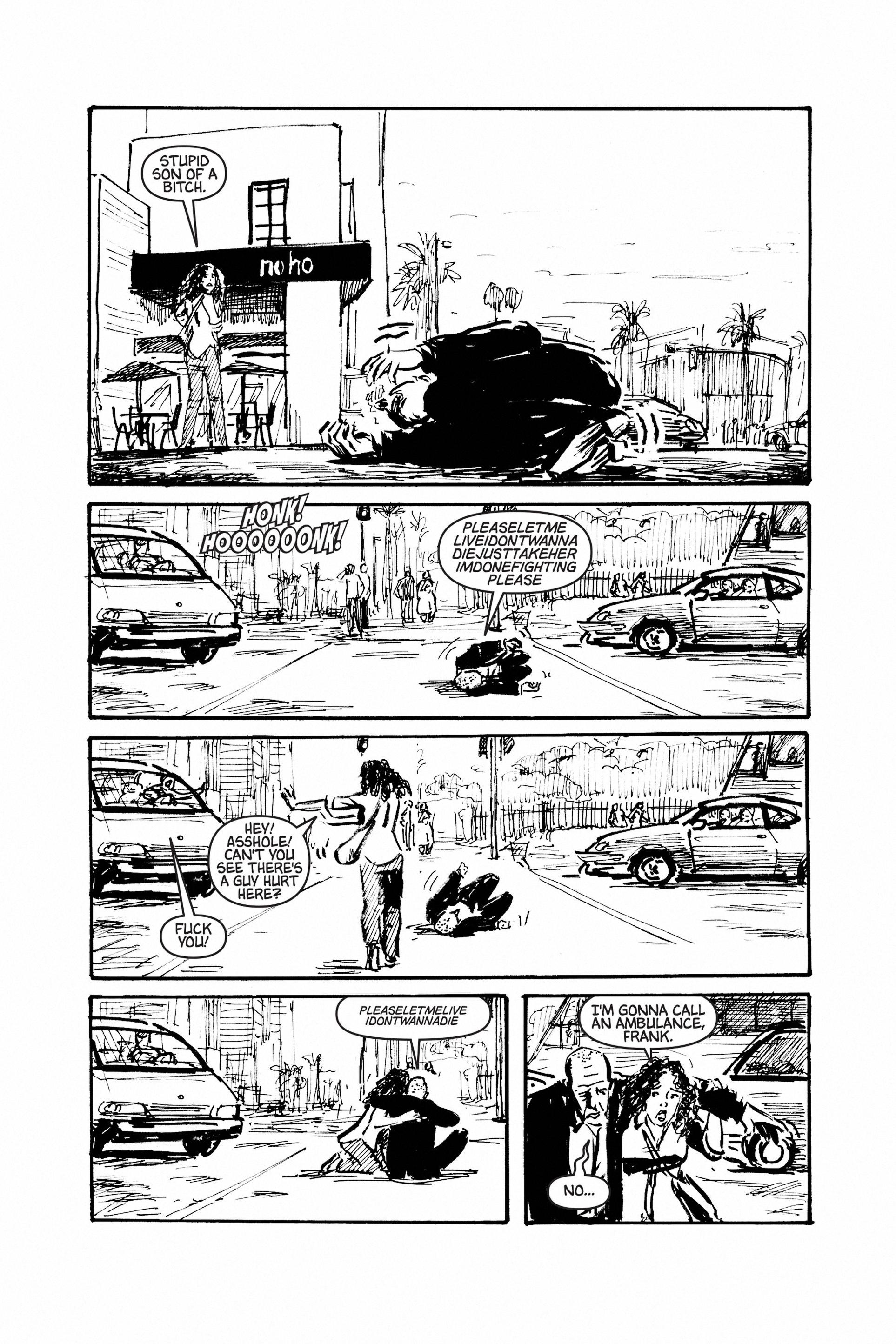 Read online Tumor comic -  Issue # TPB - 151