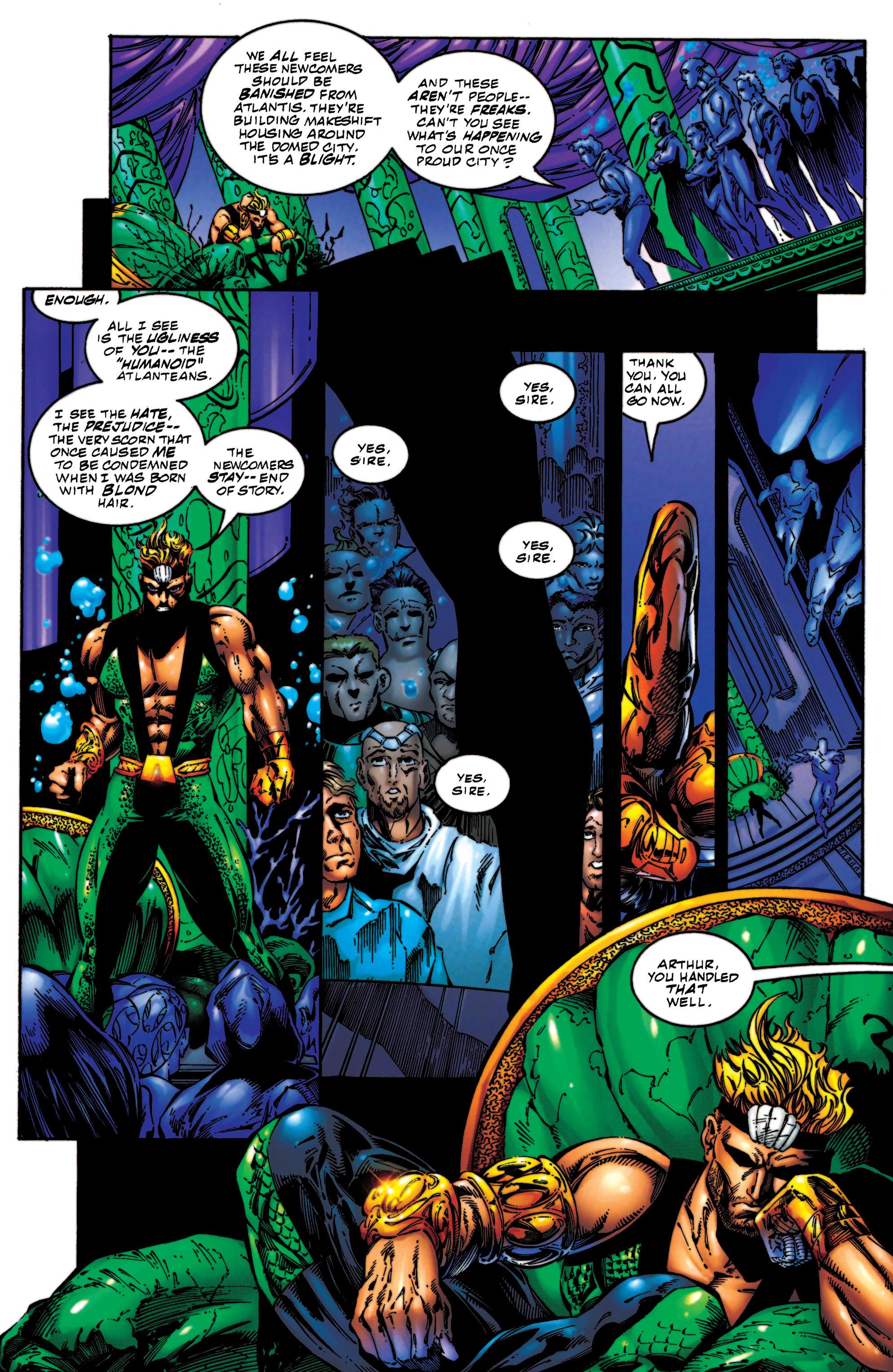 Read online Aquaman (1994) comic -  Issue #56 - 13