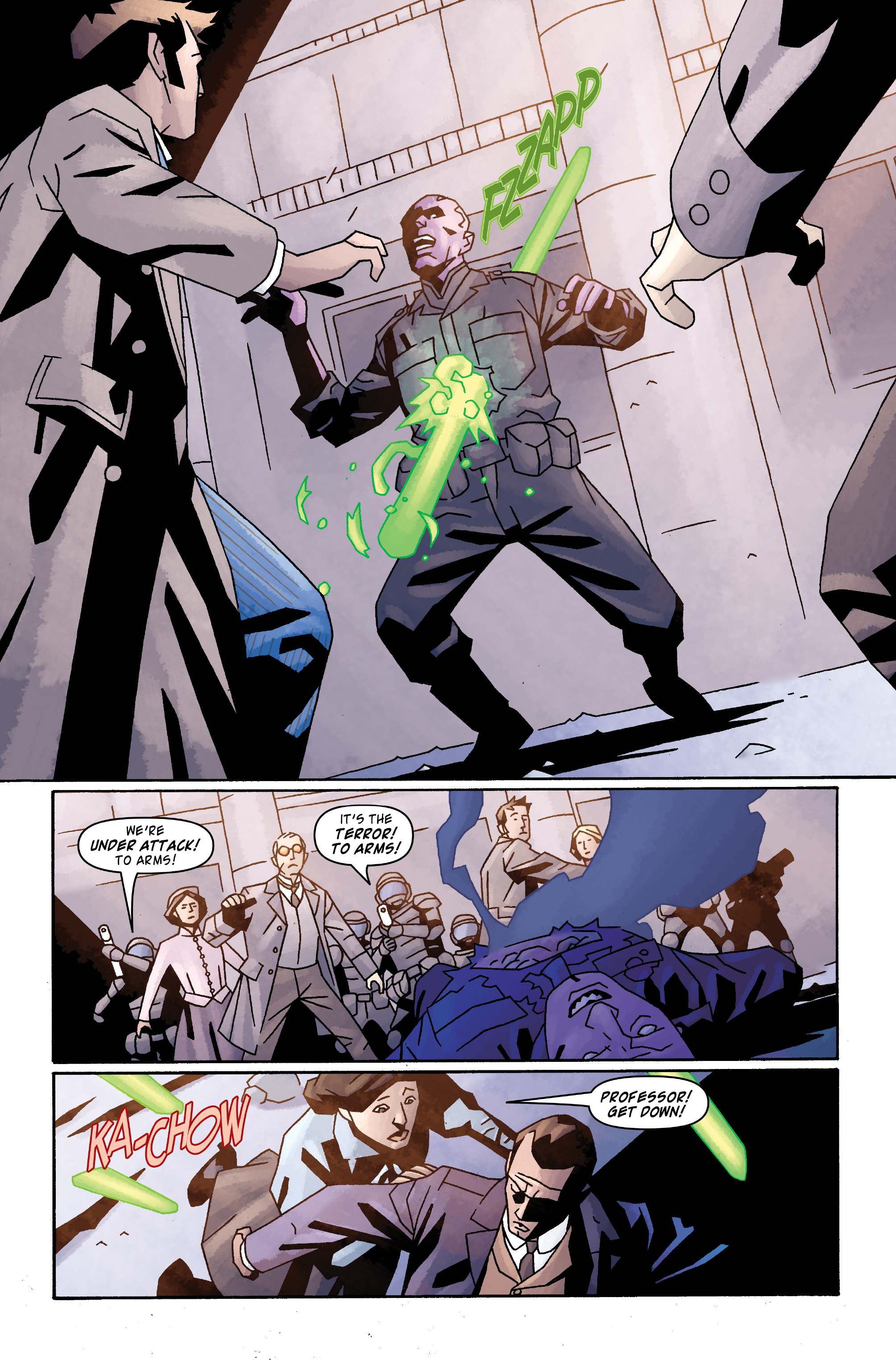 Read online Doctor Who: The Tenth Doctor Archives comic -  Issue #31 - 17