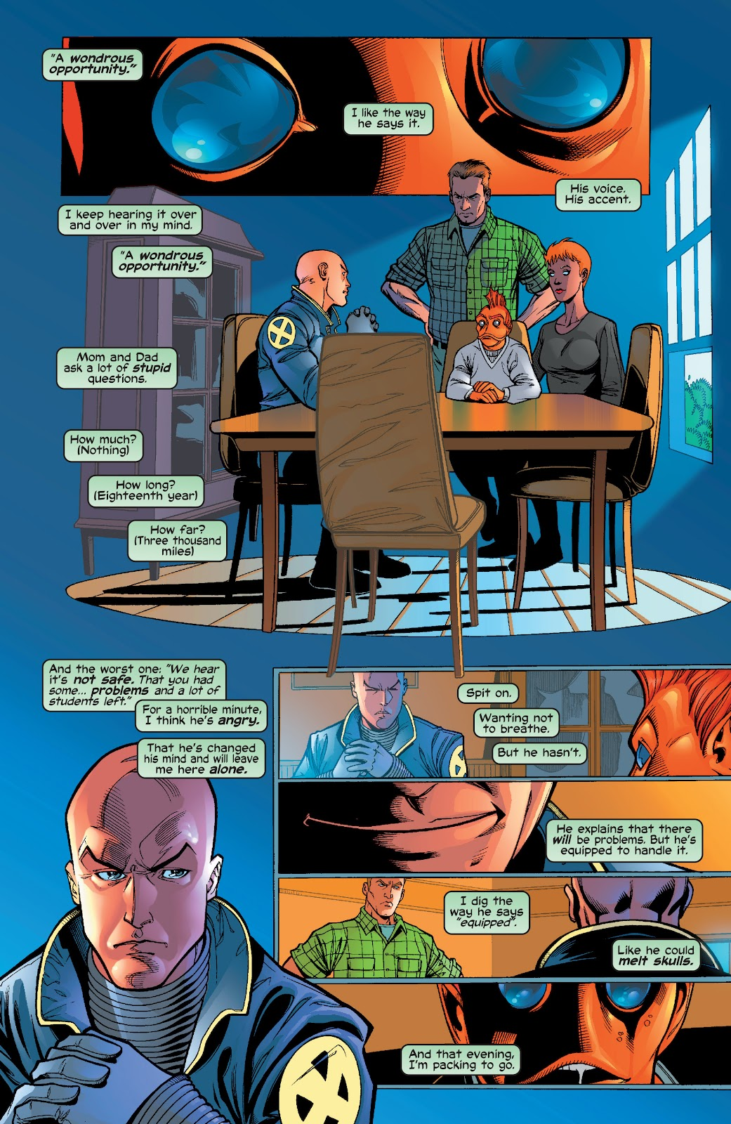 Read online X-Men: Unstoppable comic -  Issue # TPB (Part 1) - 17