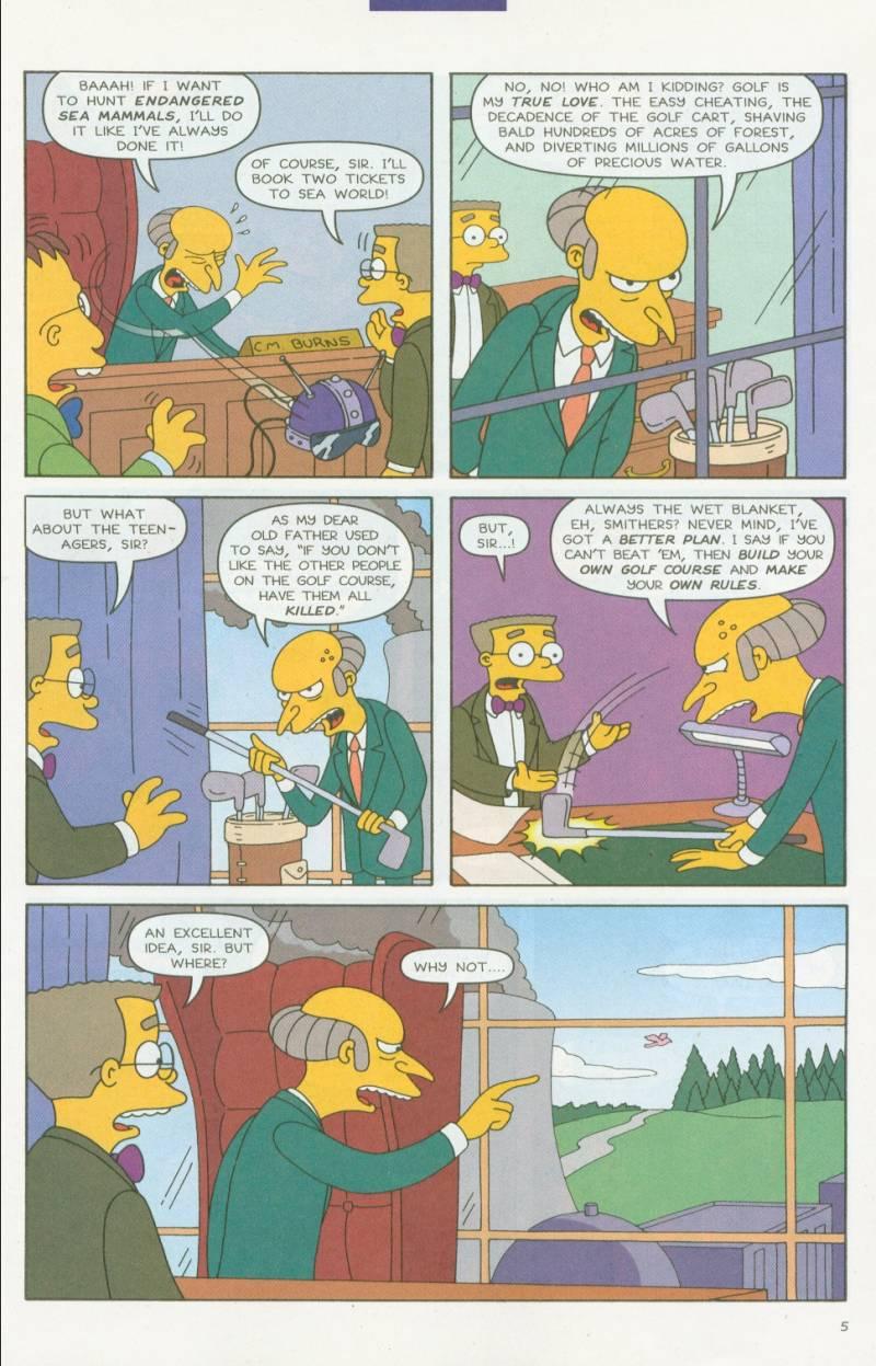 Read online Simpsons Comics comic -  Issue #63 - 6