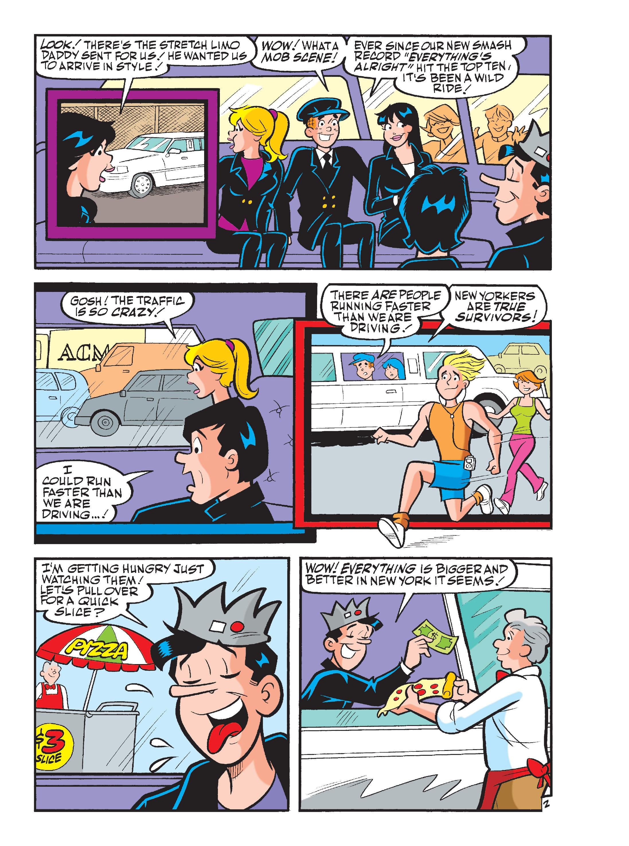 Read online Archie Giant Comics Collection comic -  Issue #Archie Giant Comics Collection TPB (Part 1) - 99