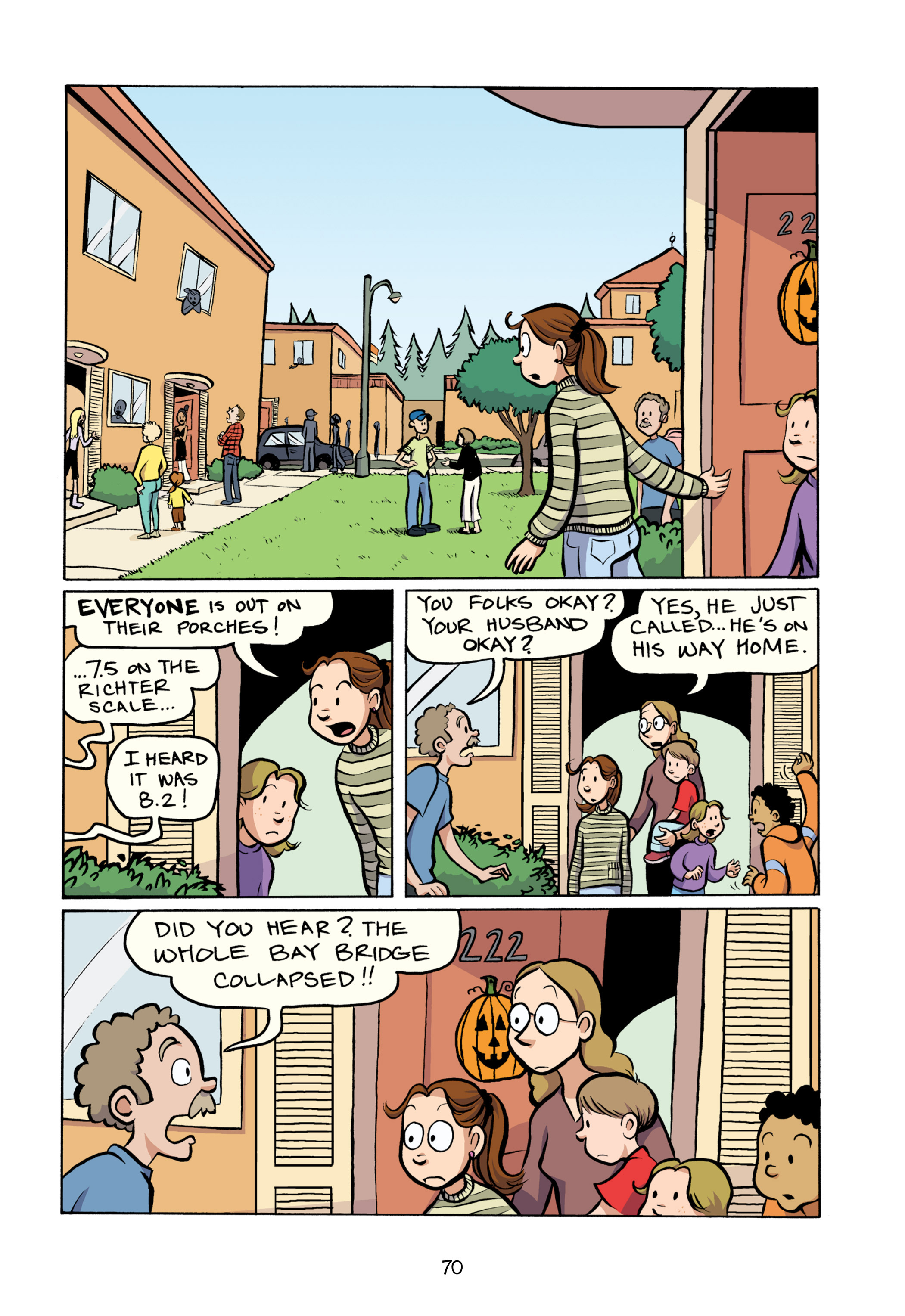 Read online Smile comic -  Issue # TPB - 76