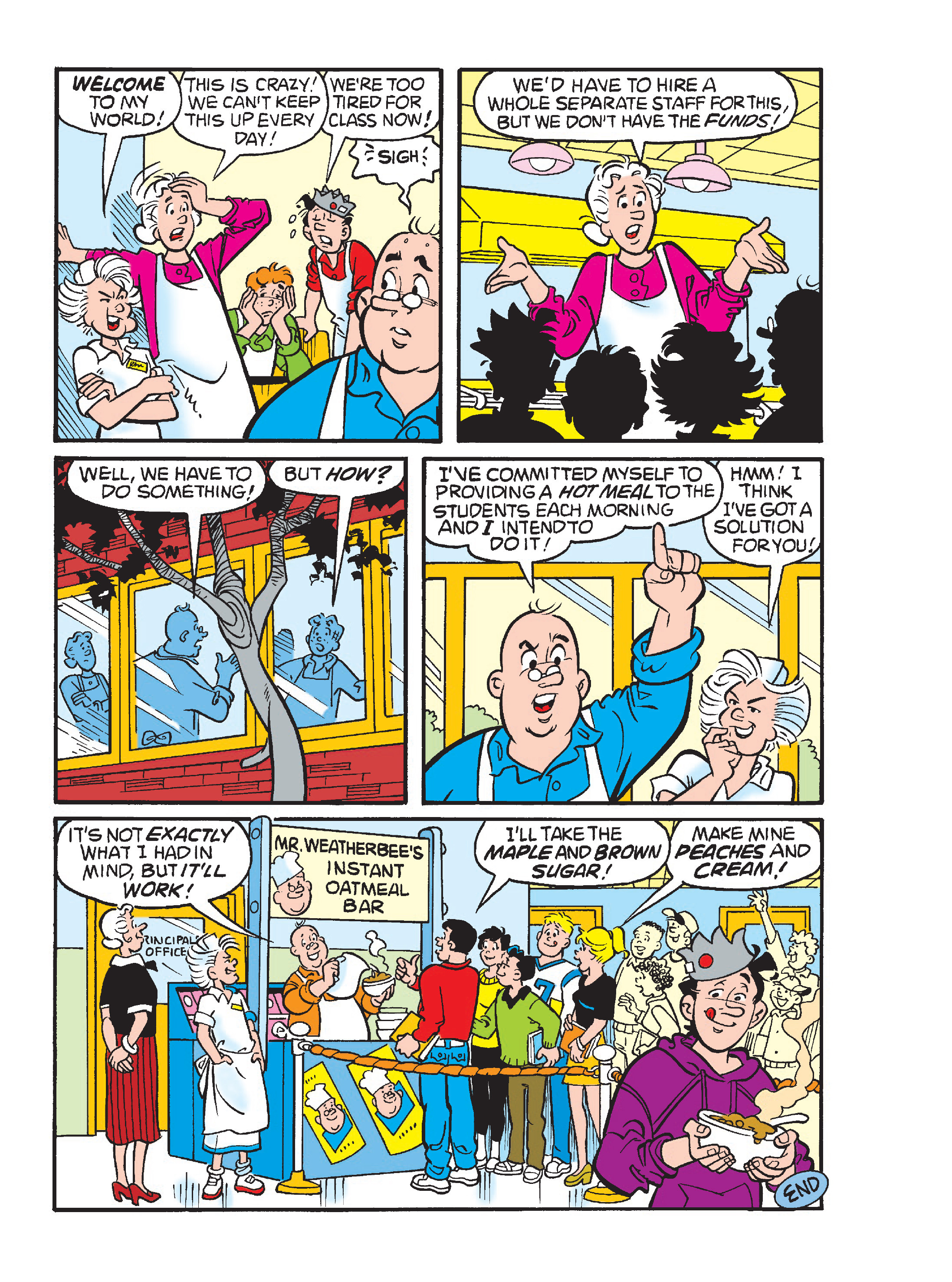 Read online World of Archie Double Digest comic -  Issue #64 - 108