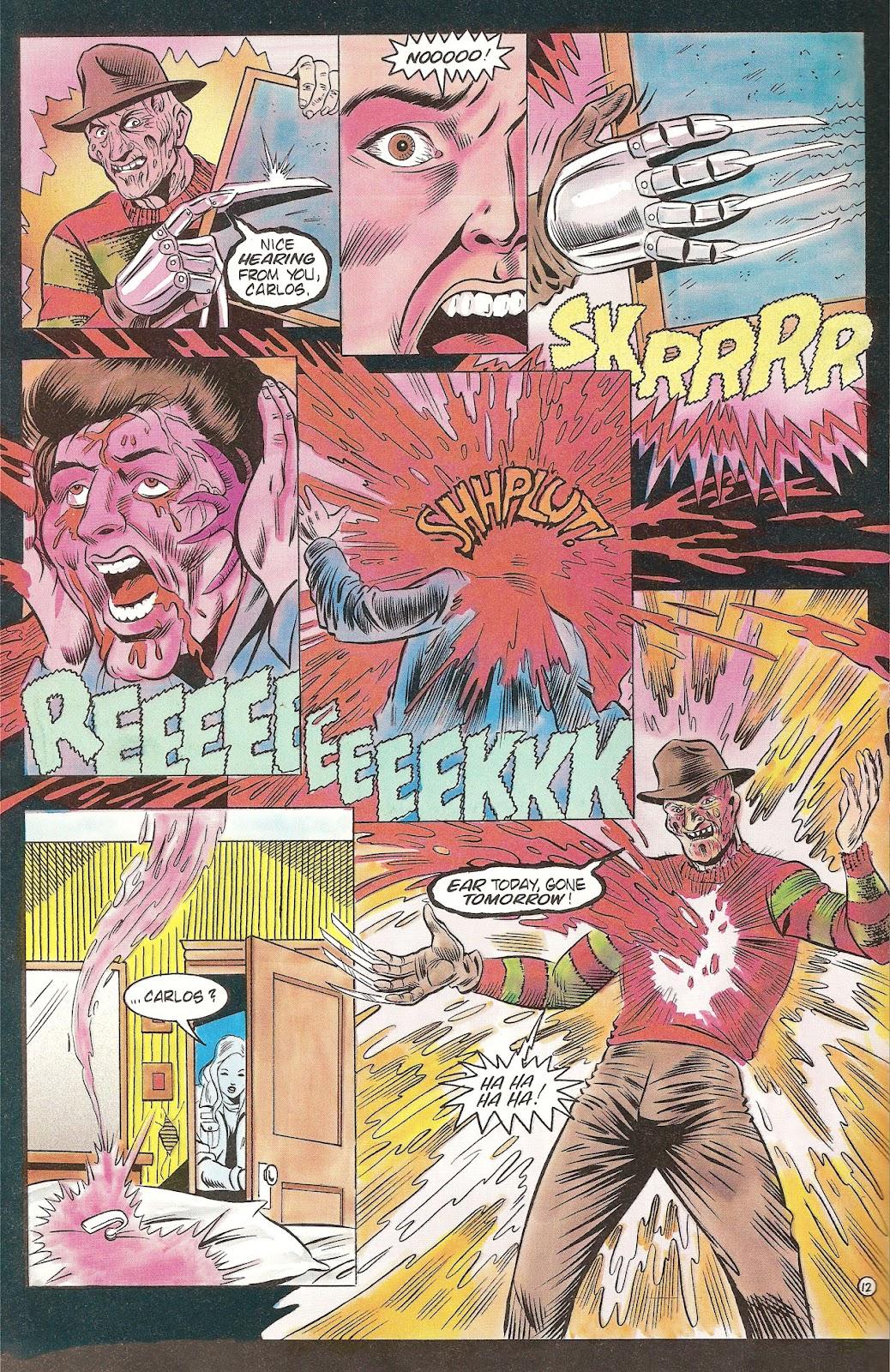 Read online Freddy's Dead: The Final Nightmare comic -  Issue #2 - 14