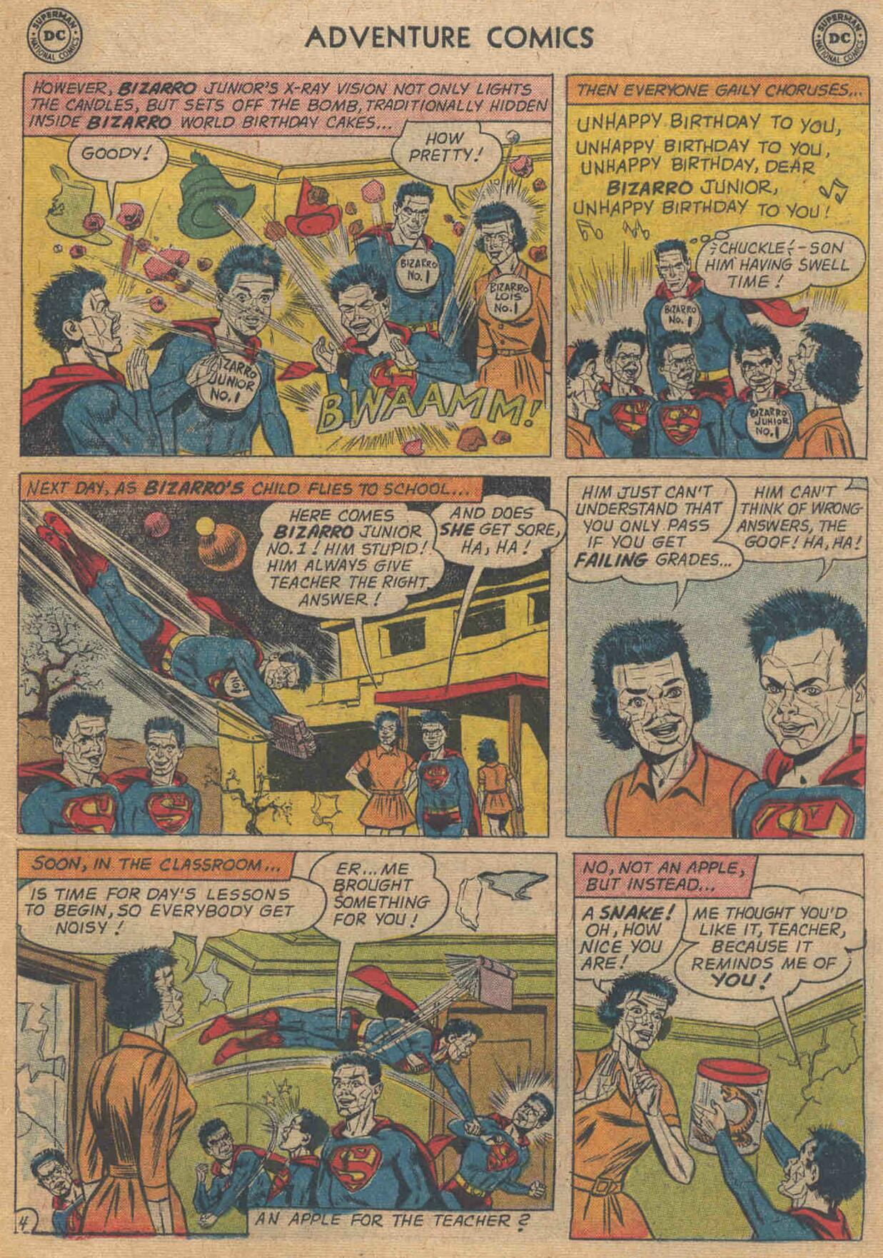 Read online Adventure Comics (1938) comic -  Issue #285 - 23