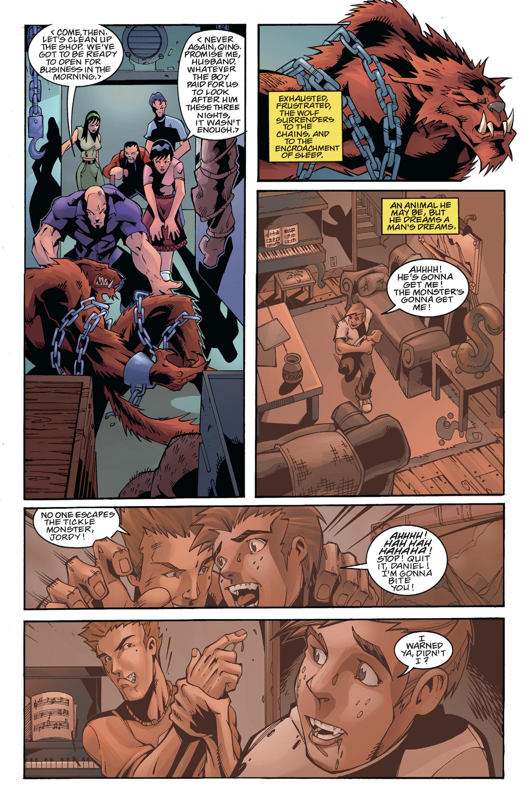 Read online Buffy the Vampire Slayer: Omnibus comic -  Issue # TPB 5 - 305