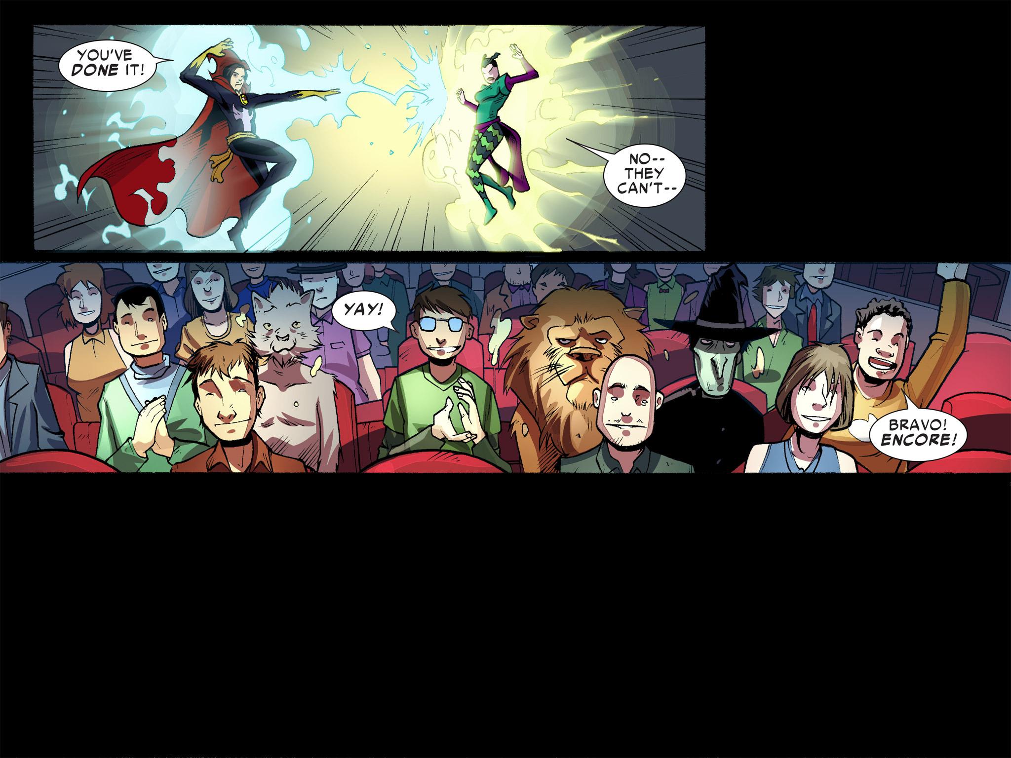 Read online Ultimate Spider-Man (Infinite Comics) (2016) comic -  Issue #10 - 53