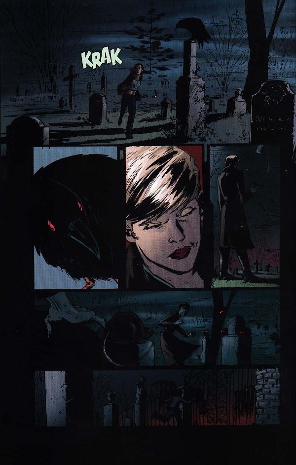 Read online Vampire the Masquerade comic -  Issue # Nosferatu - 14