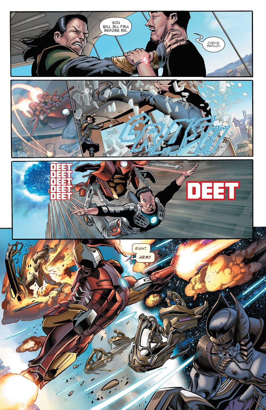 Read online Marvel's The Avengers comic -  Issue #2 - 10