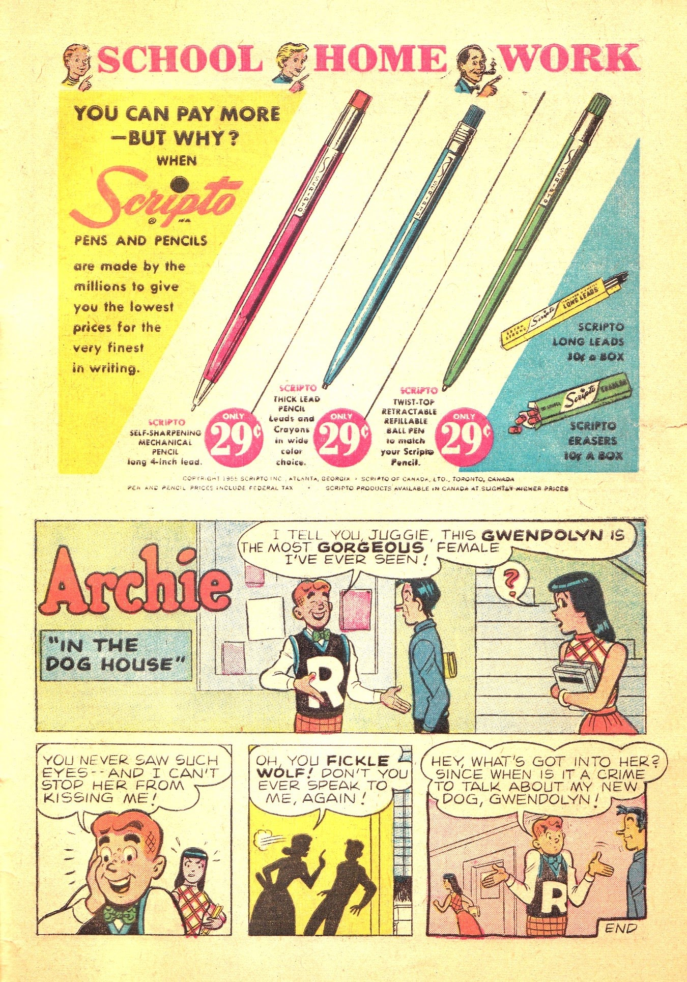 Archie Comics issue 077 - Page 33