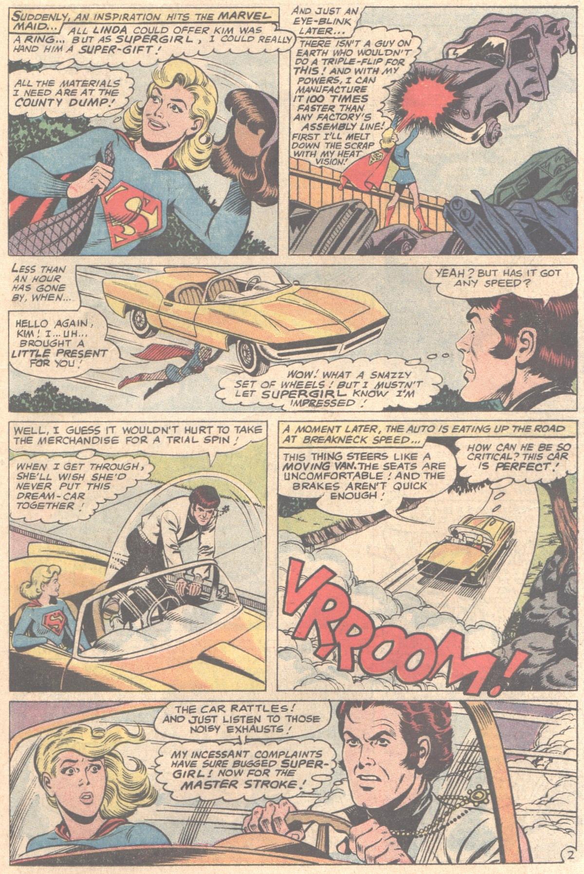 Read online Adventure Comics (1938) comic -  Issue #389 - 19