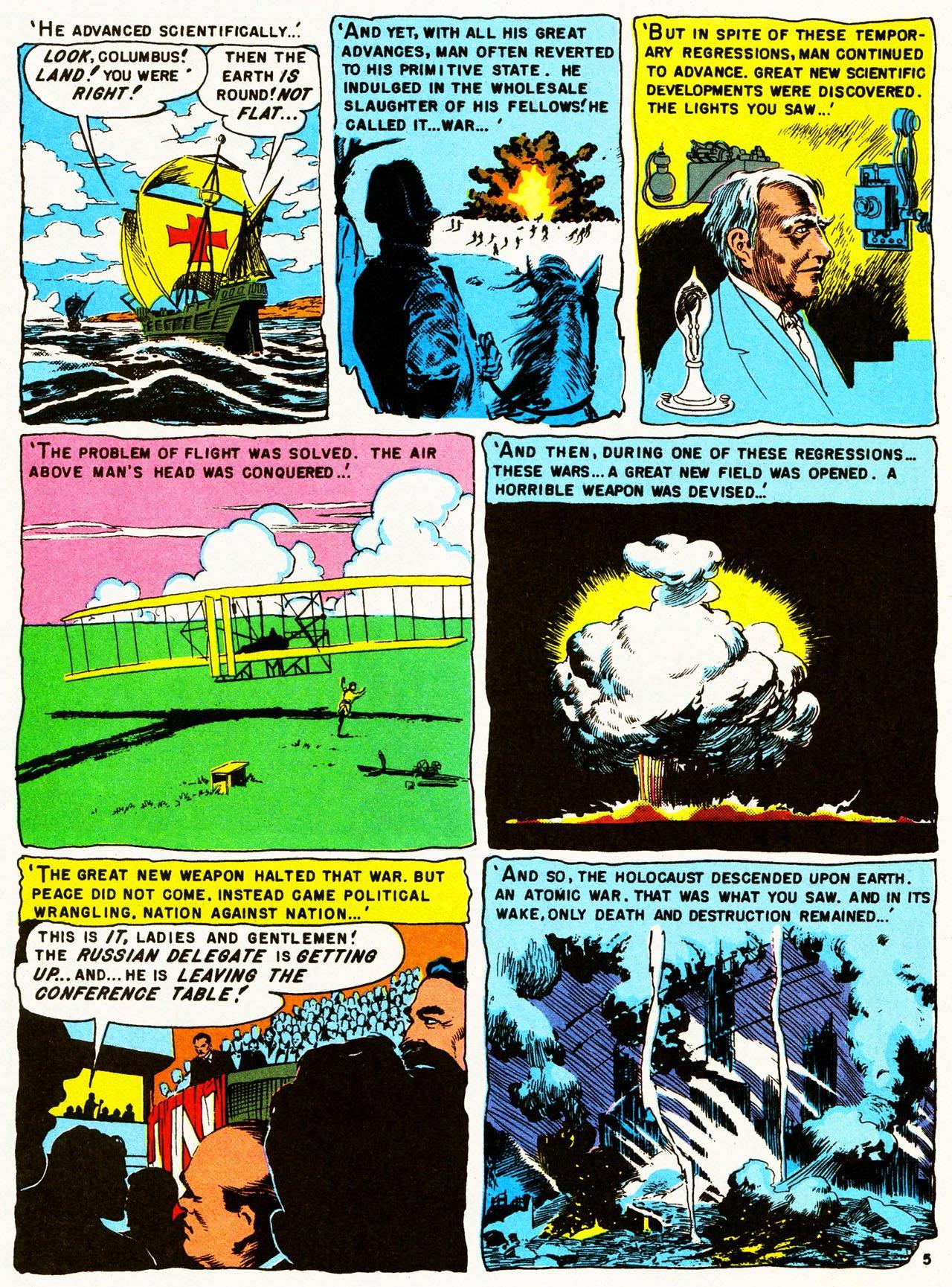 Read online Shock SuspenStories comic -  Issue #8 - 25