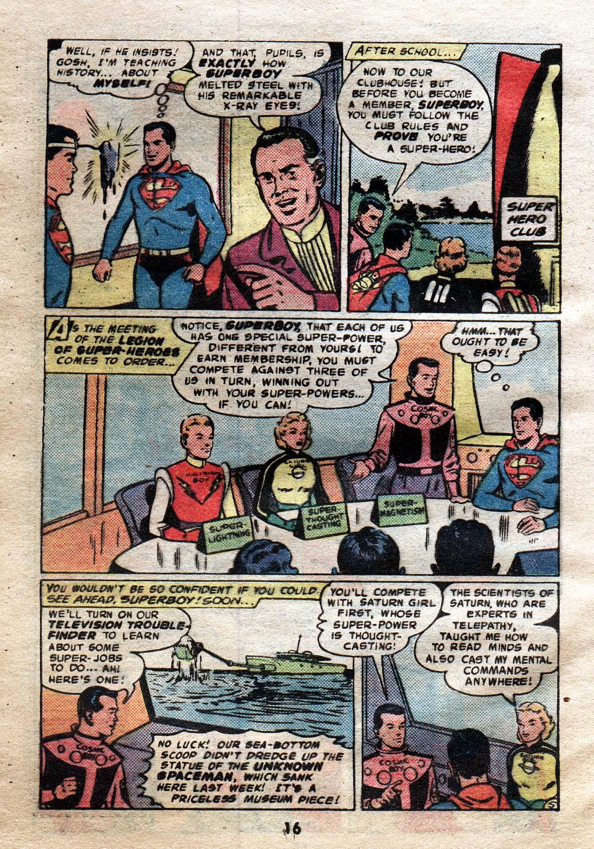 Read online Adventure Comics (1938) comic -  Issue #491 - 16