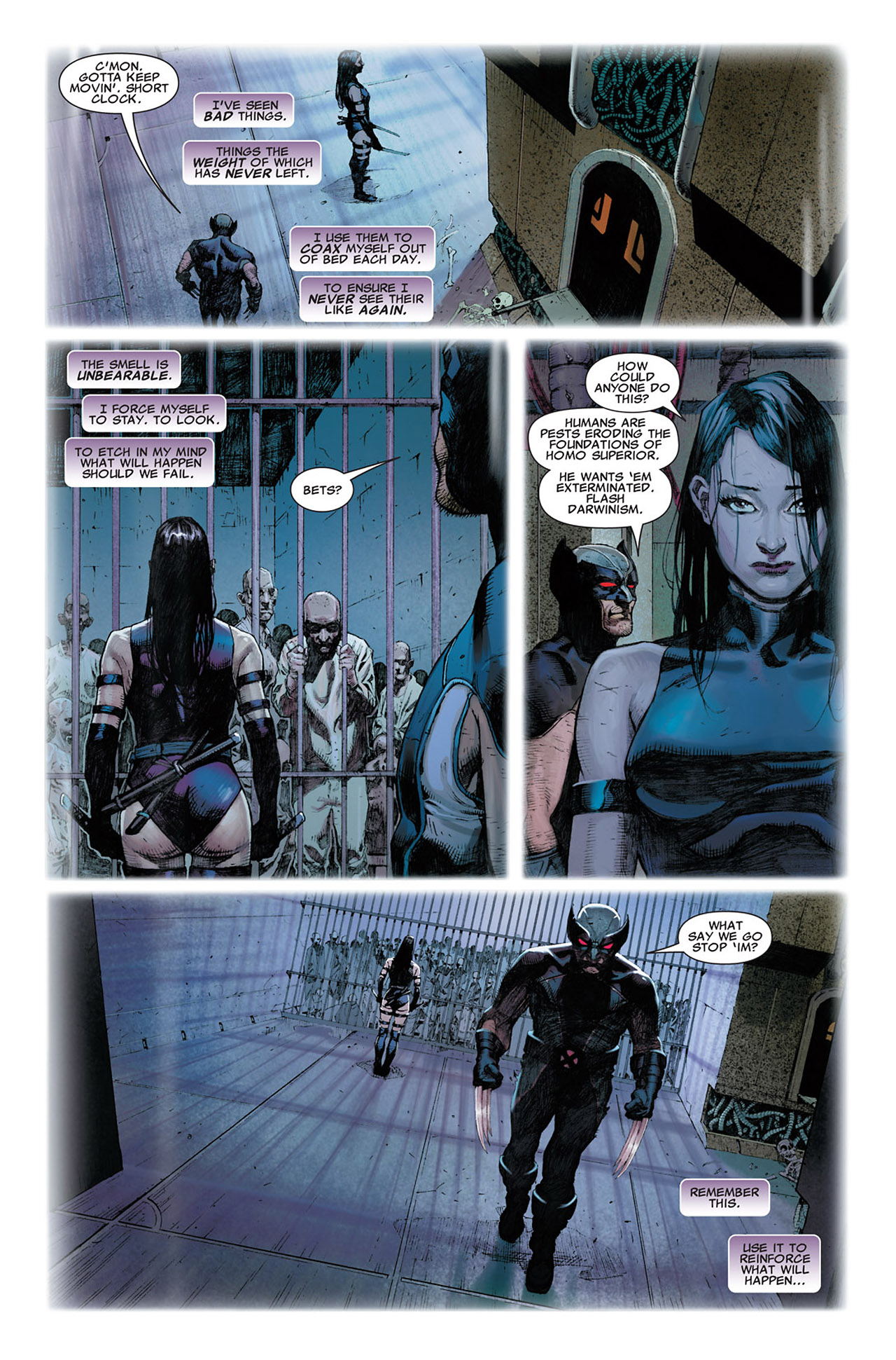 Read online Uncanny X-Force (2010) comic -  Issue #2 - 4