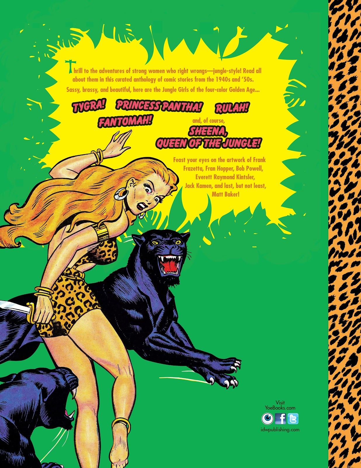 Read online Jungle Girls comic -  Issue # TPB (Part 2) - 62