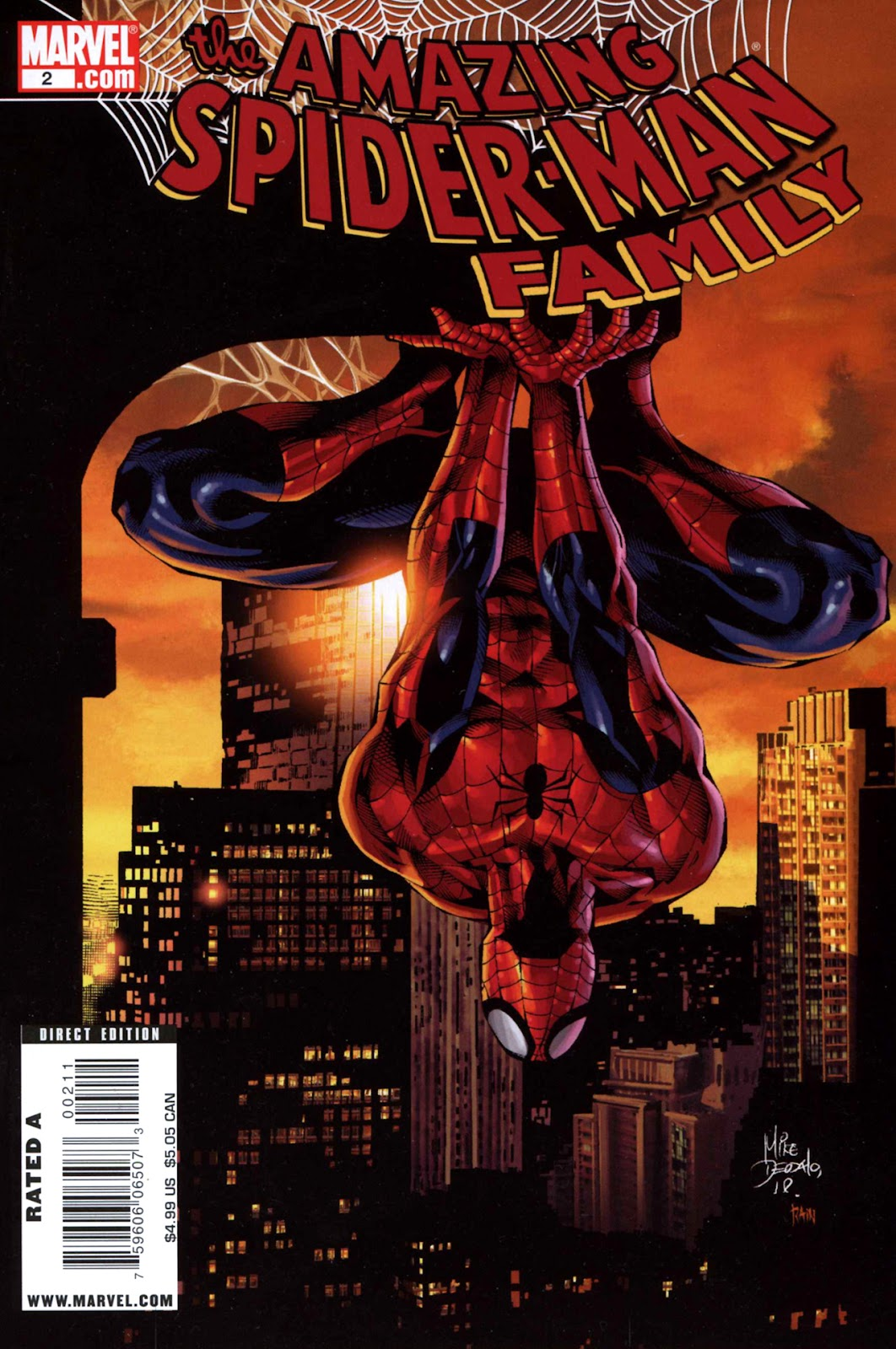 Amazing Spider-Man Family Issue #2 #2 - English 1