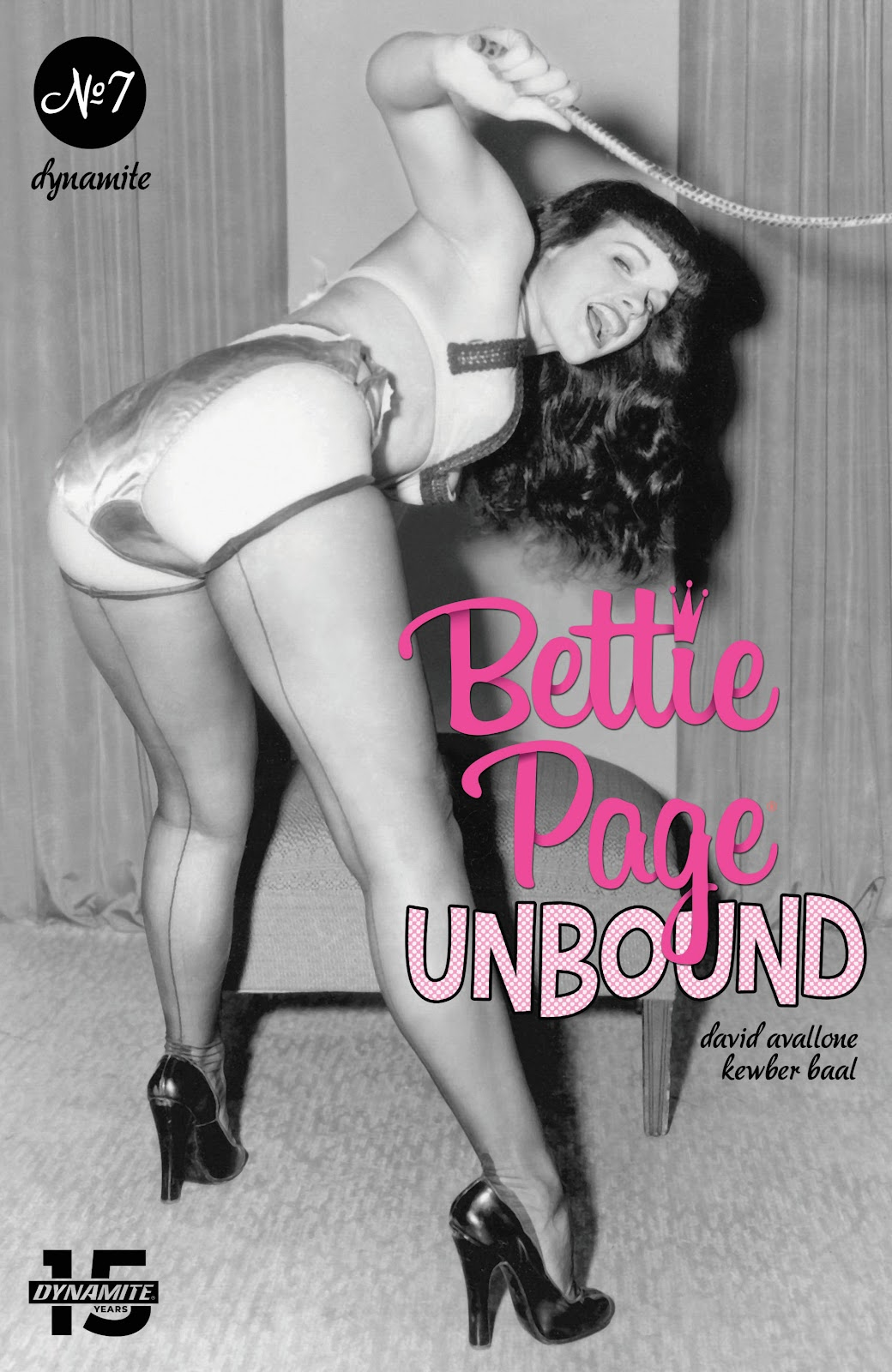 Read online Bettie Page: Unbound comic -  Issue #7 - 5