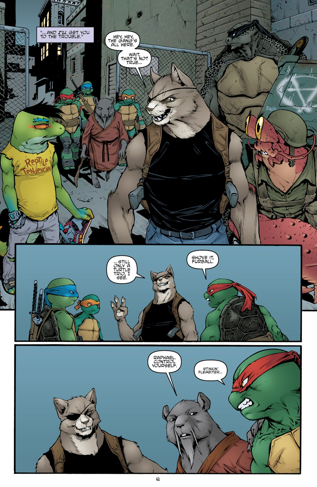Read online Teenage Mutant Ninja Turtles: The IDW Collection comic -  Issue # TPB 5 (Part 2) - 39