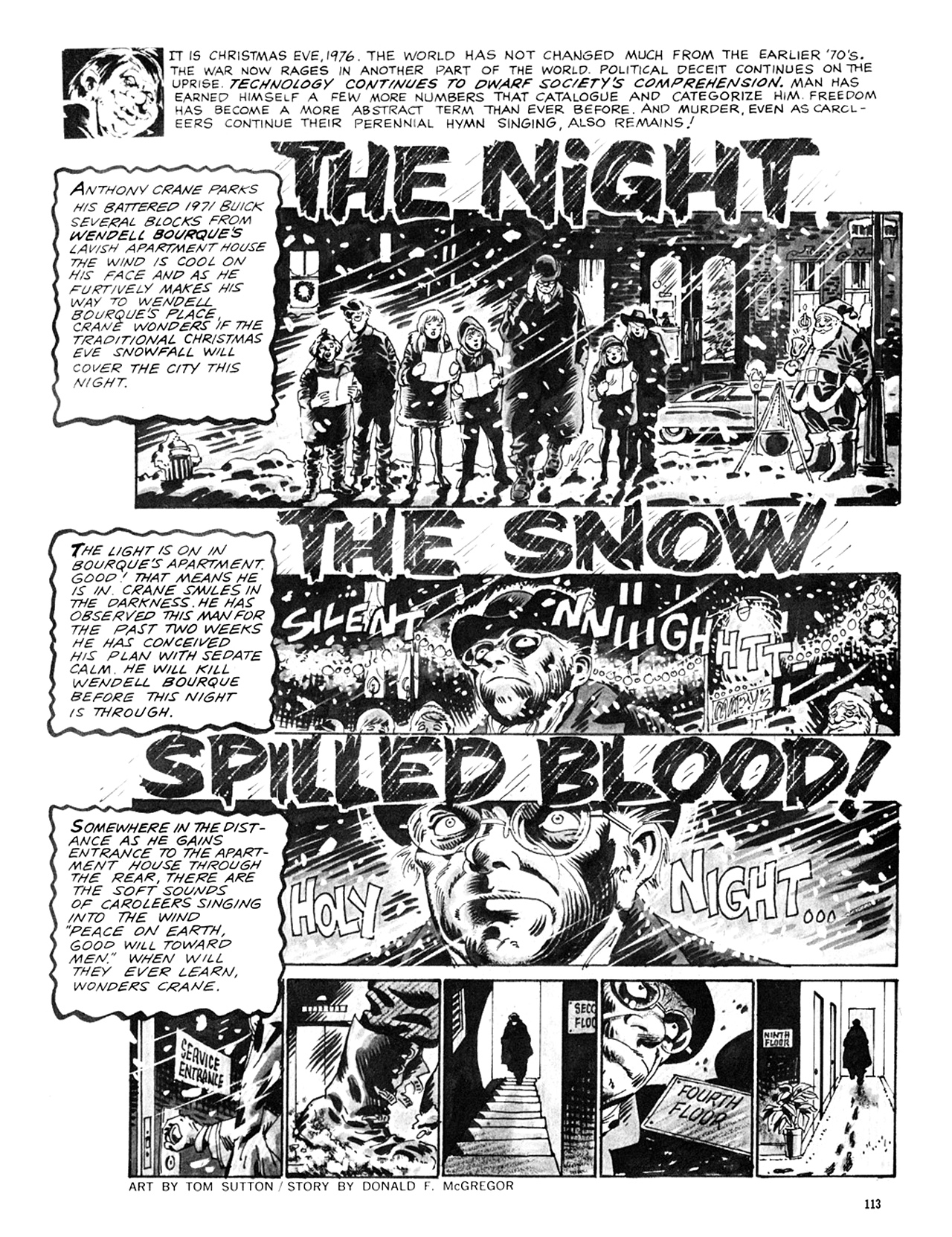 Read online Eerie Archives comic -  Issue # TPB 8 - 114