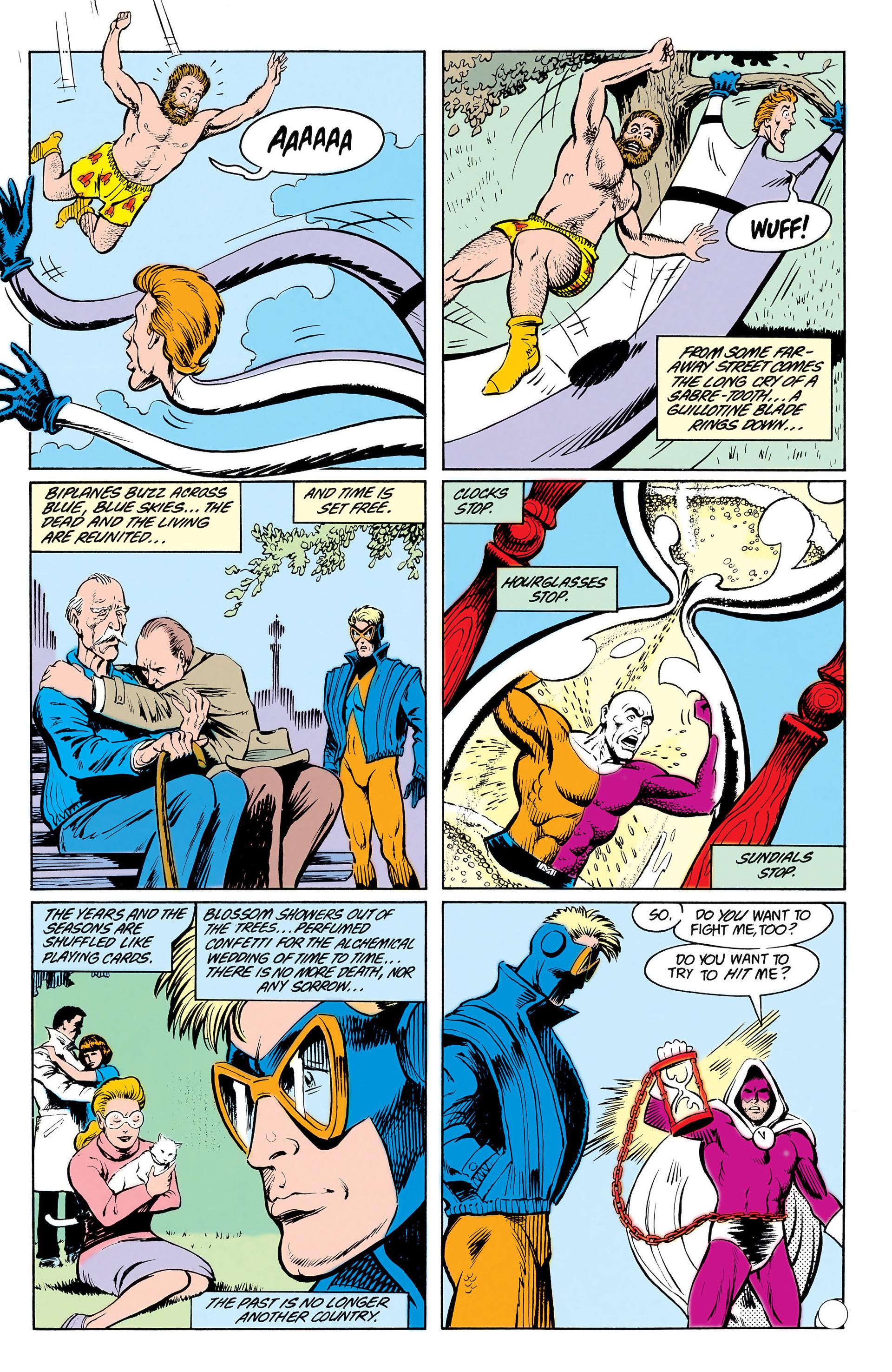 Read online Animal Man (1988) comic -  Issue #16 - 21