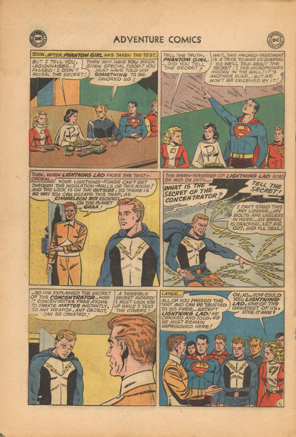 Read online Adventure Comics (1938) comic -  Issue #321 - 18