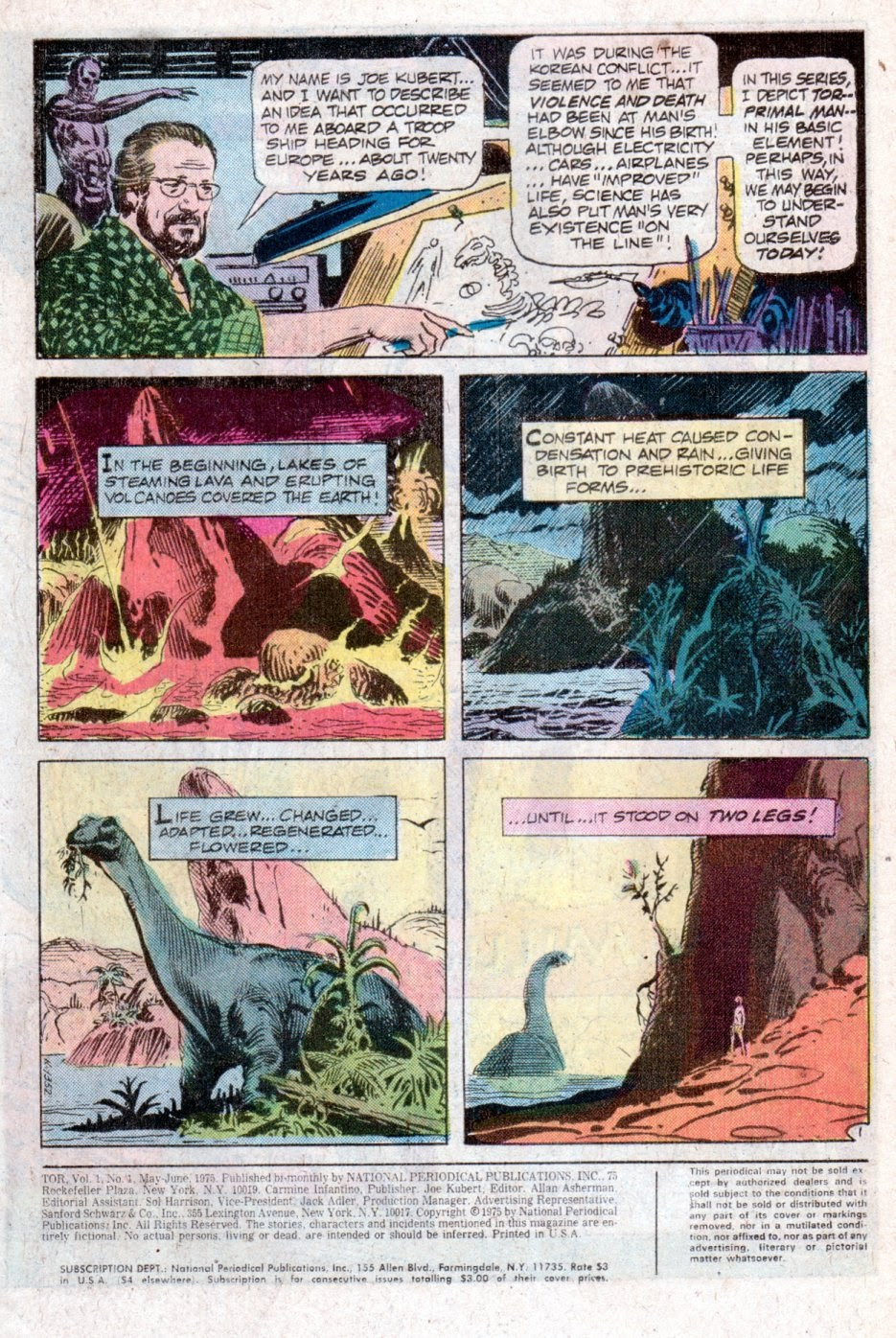 Tor (1975) 1 Page 2