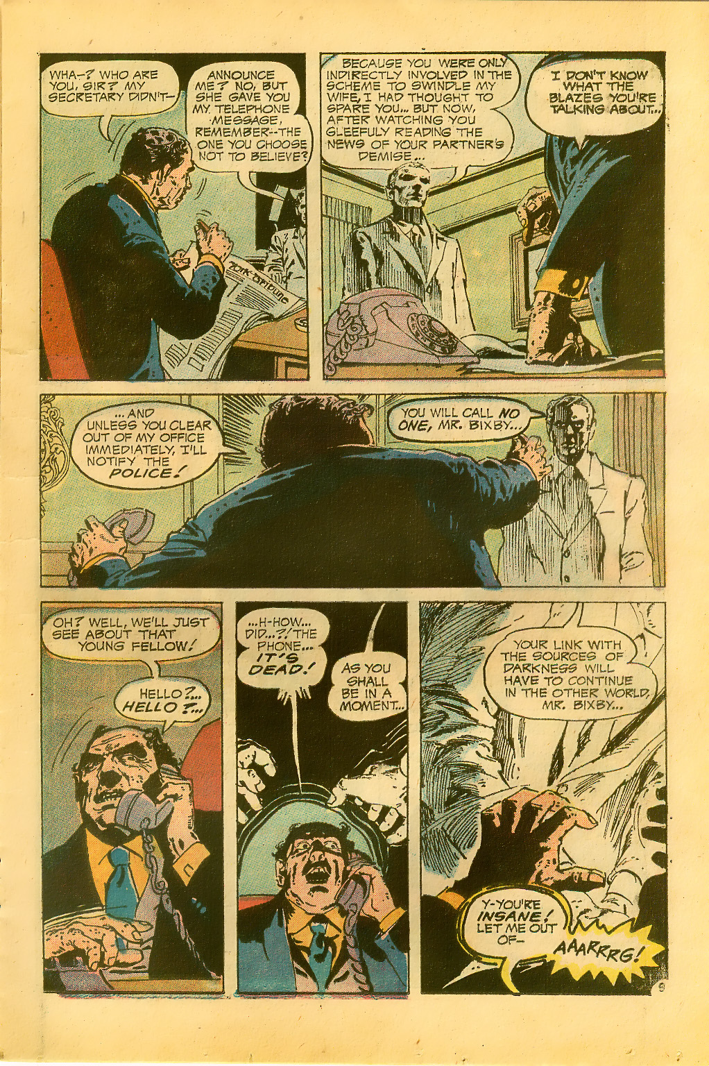 Weird Mystery Tales issue 7 - Page 15