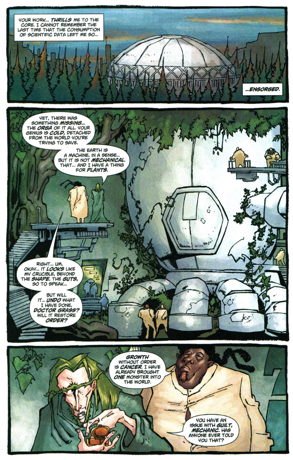 Read online Enginehead comic -  Issue #5 - 13