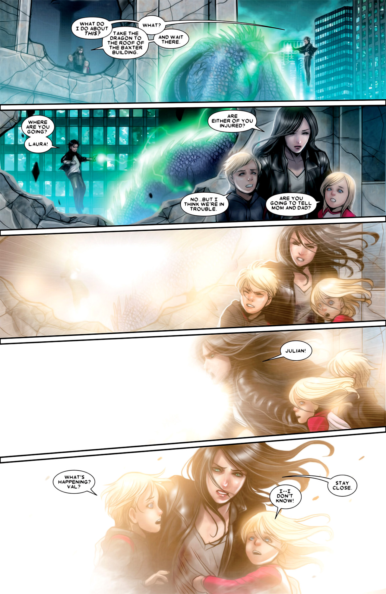 Read online X-23 (2010) comic -  Issue #18 - 10