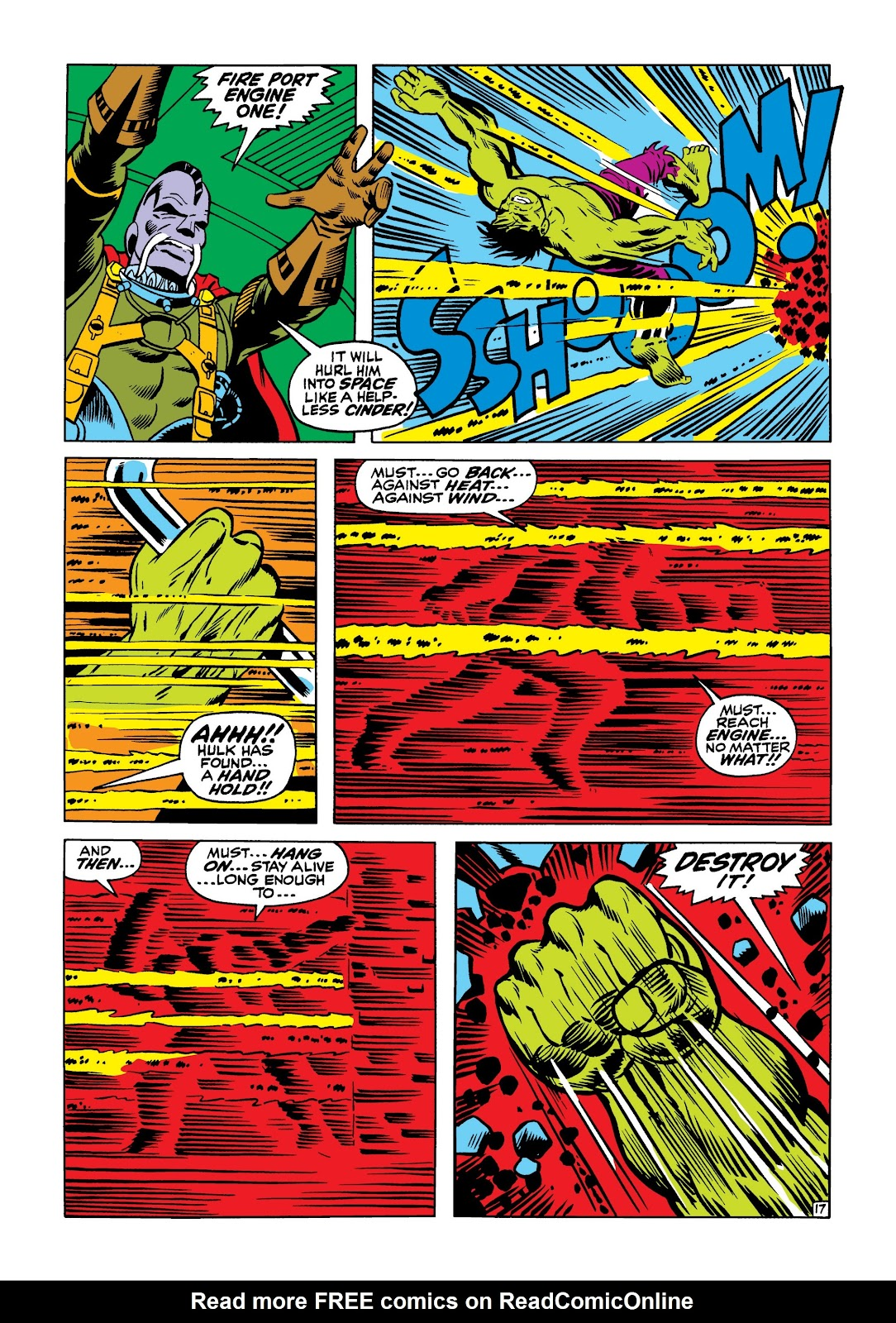Read online Marvel Masterworks: The Incredible Hulk comic -  Issue # TPB 5 (Part 1) - 23