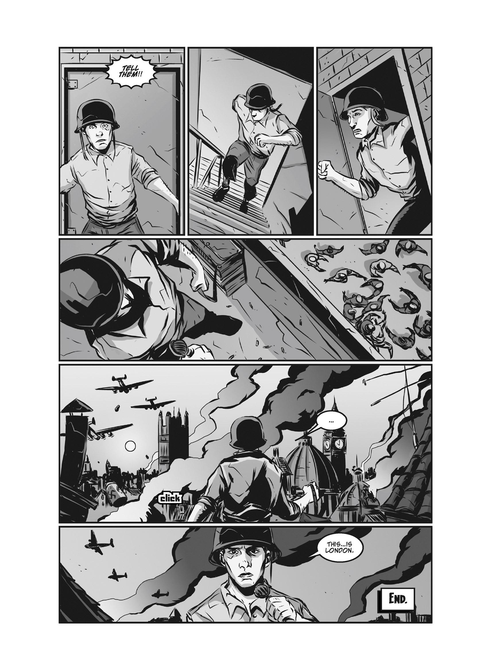 Read online FUBAR comic -  Issue #3 - 279