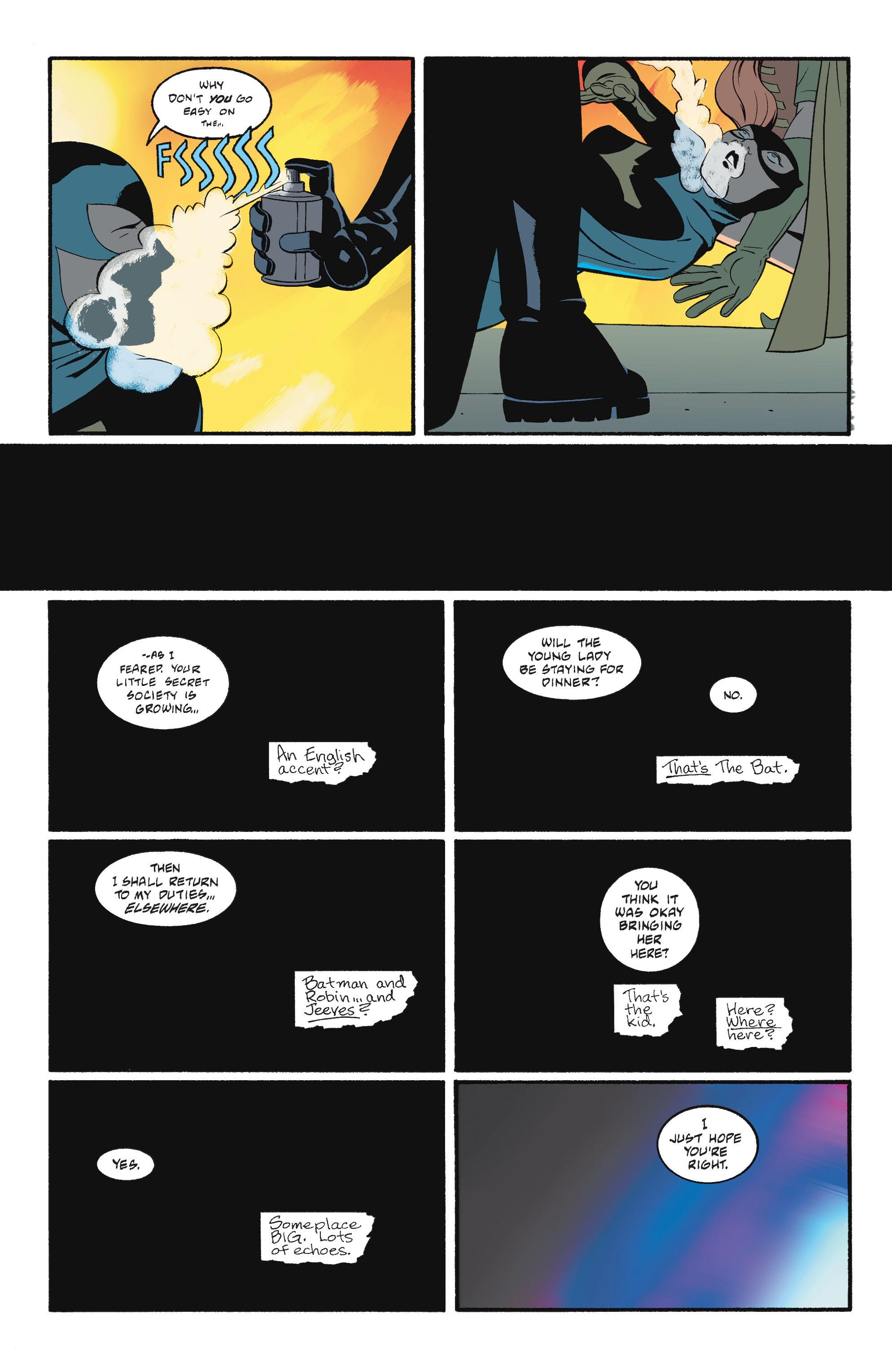 Read online Batgirl/Robin: Year One comic -  Issue # TPB 2 - 68