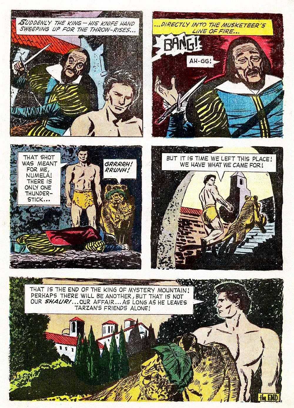 Tarzan (1962) issue 136 - Page 17