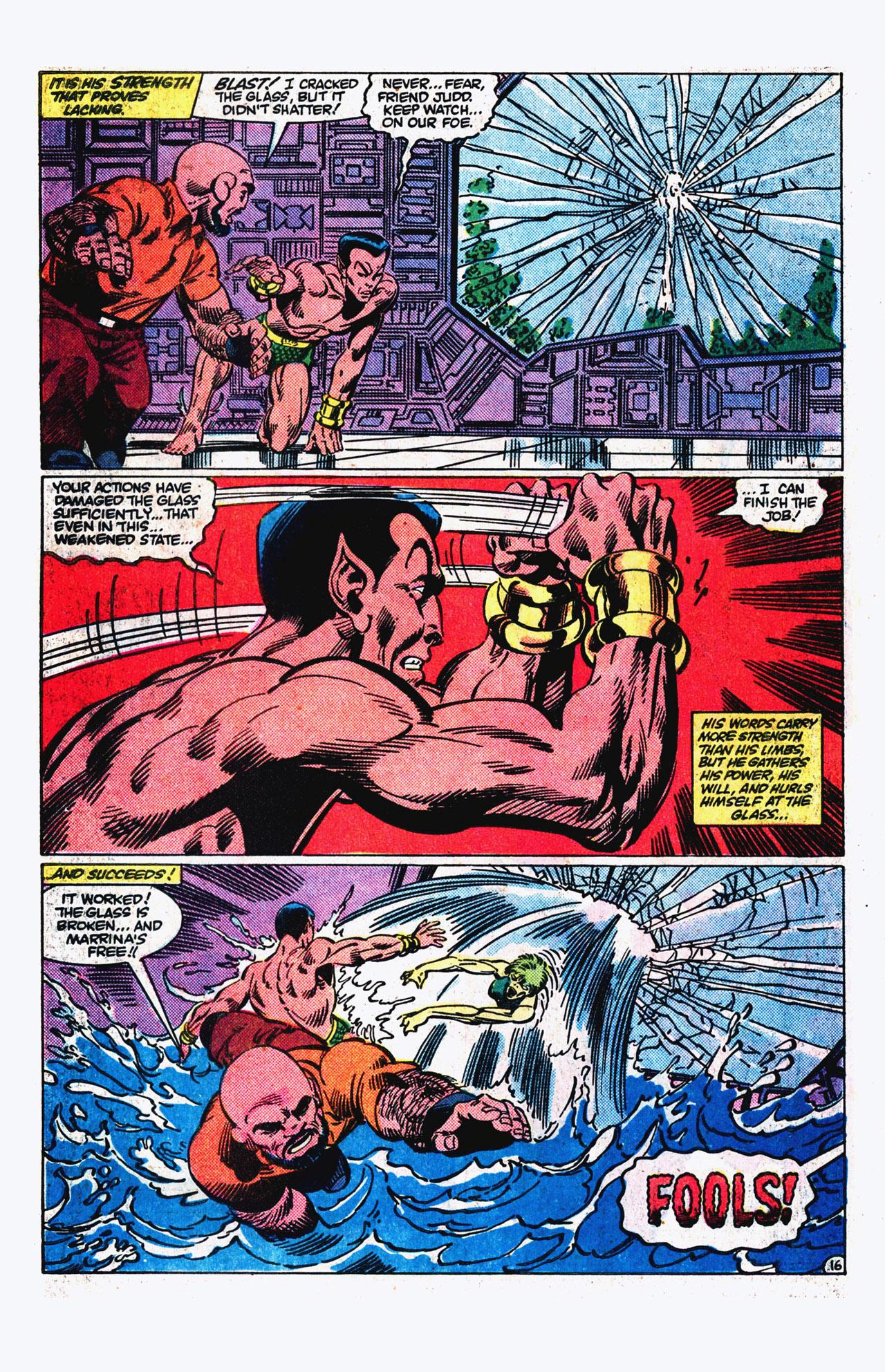Read online Alpha Flight (1983) comic -  Issue #16 - 17