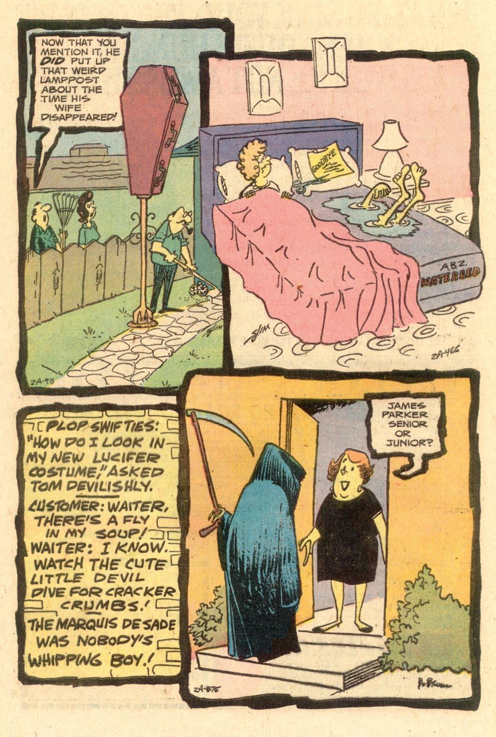 Read online Plop! comic -  Issue #24 - 20