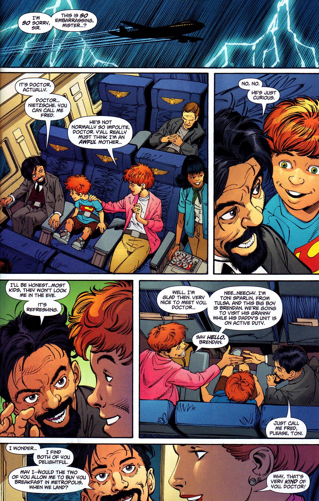 Action Comics (1938) 830 Page 1