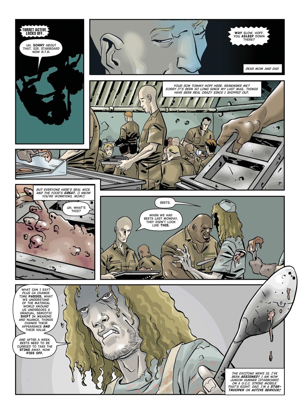 Judge Dredd Megazine (Vol. 5) Issue #381 #180 - English 70