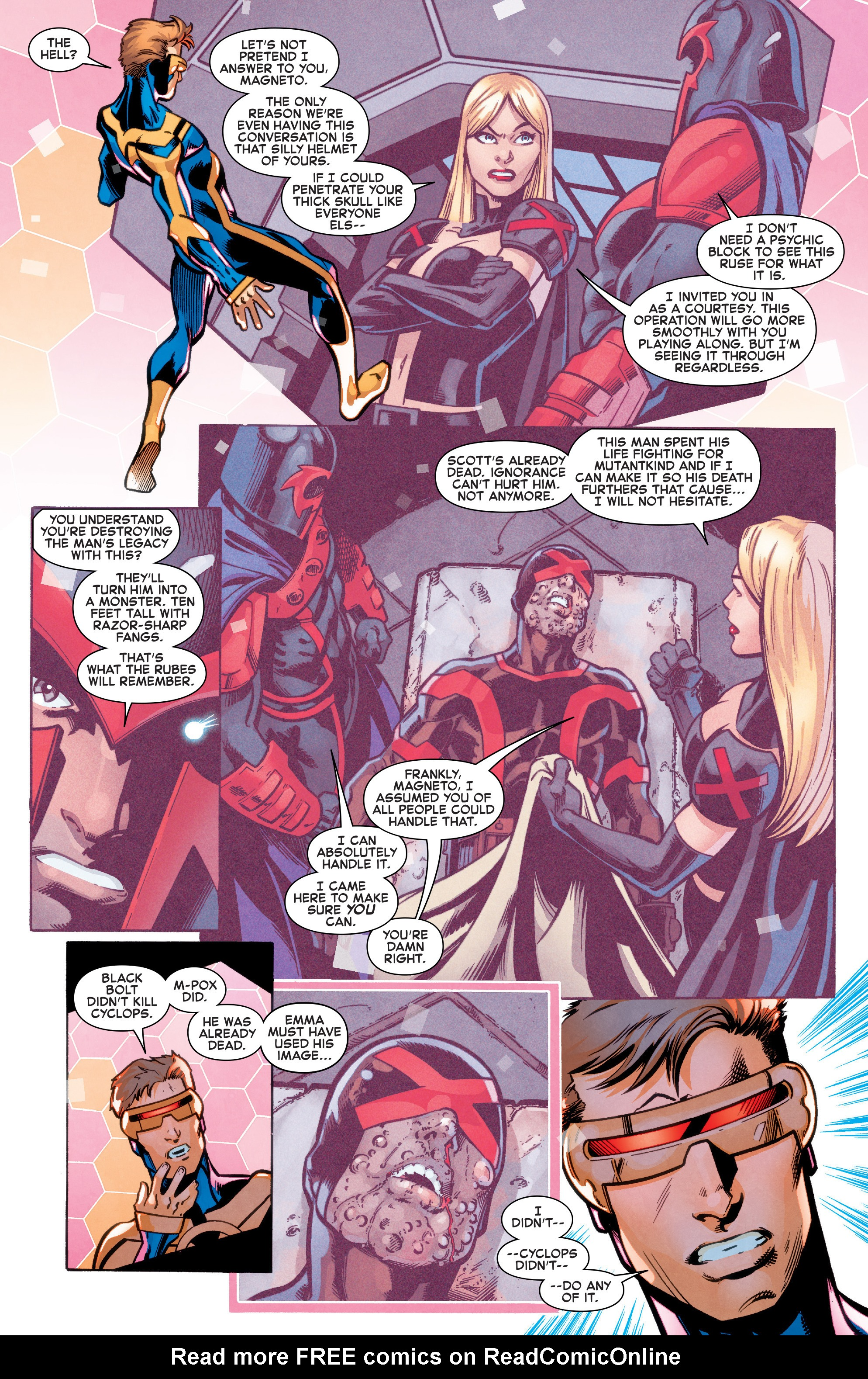 Read online All-New X-Men (2016) comic -  Issue #18 - 21