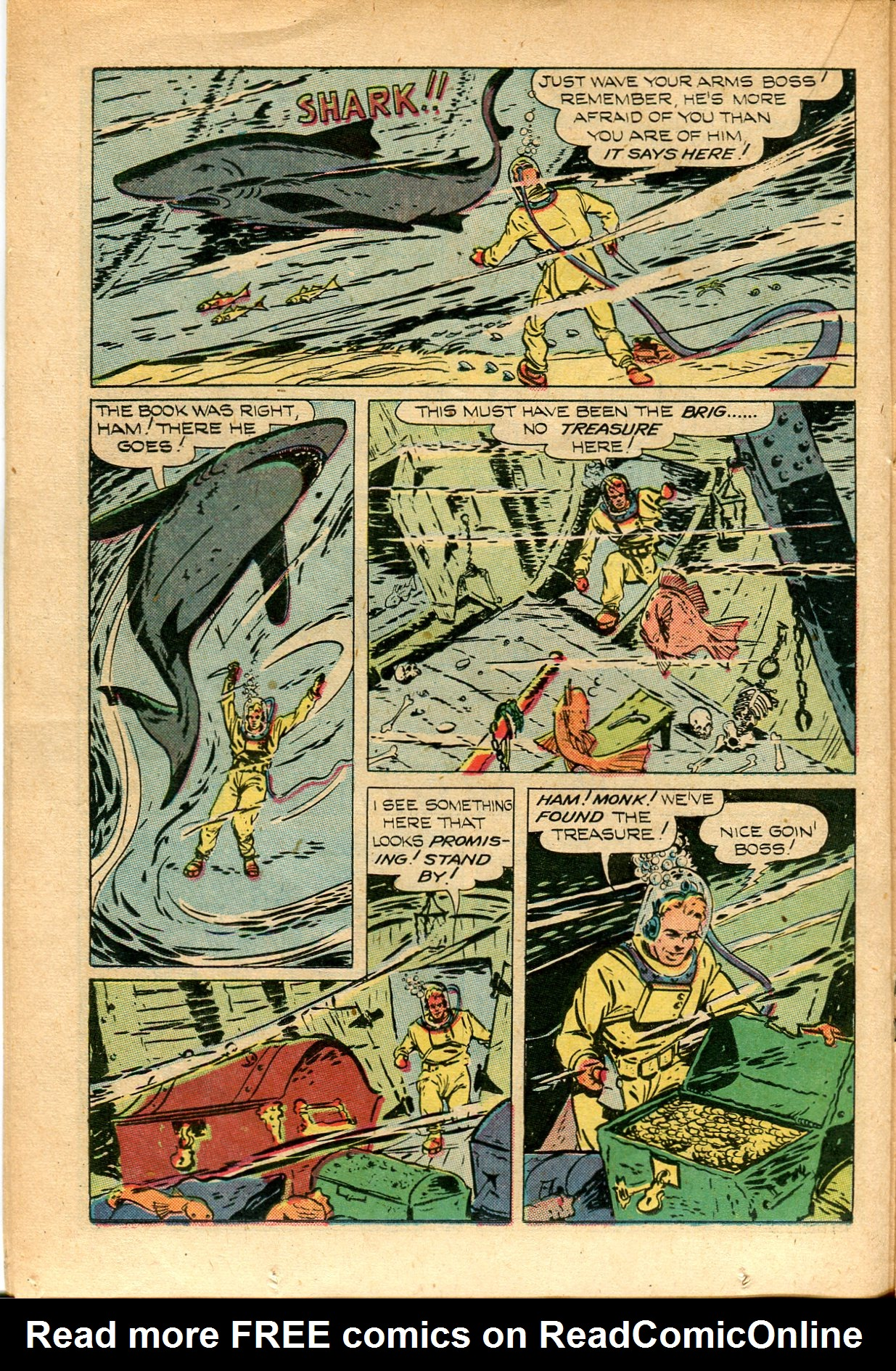 Read online Shadow Comics comic -  Issue #82 - 24