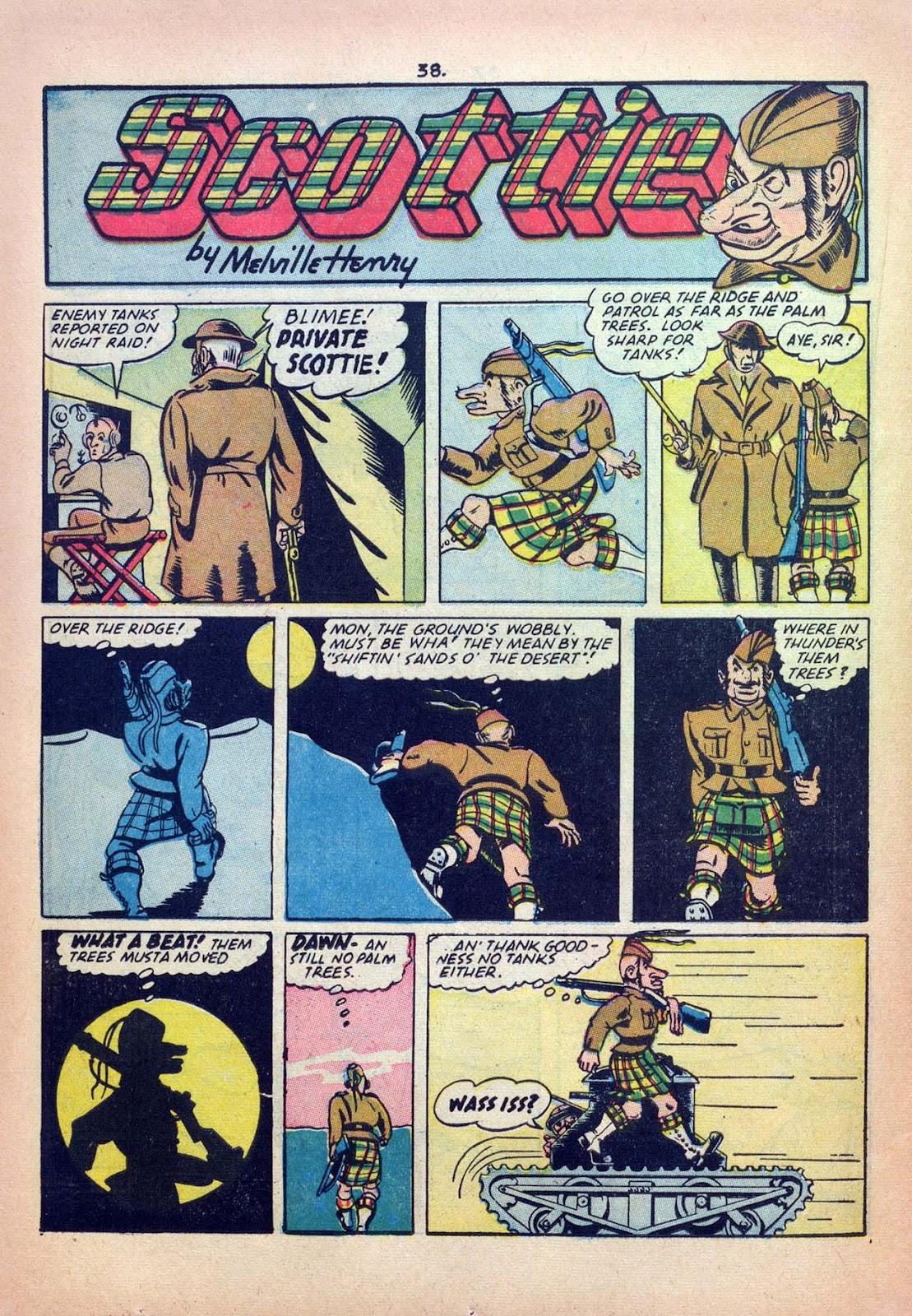 Read online Joker Comics comic -  Issue #2 - 40