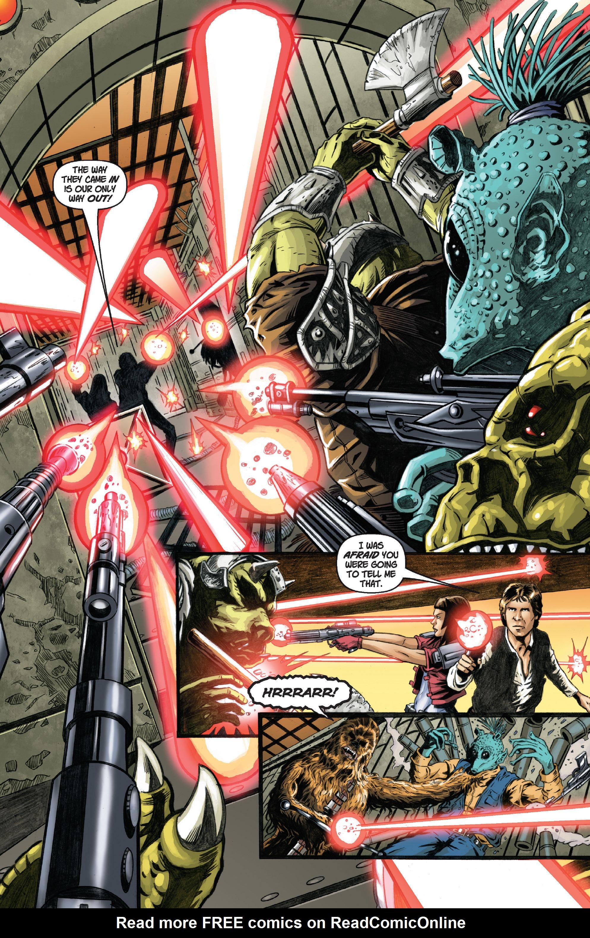 Read online Star Wars Omnibus comic -  Issue # Vol. 17 - 366