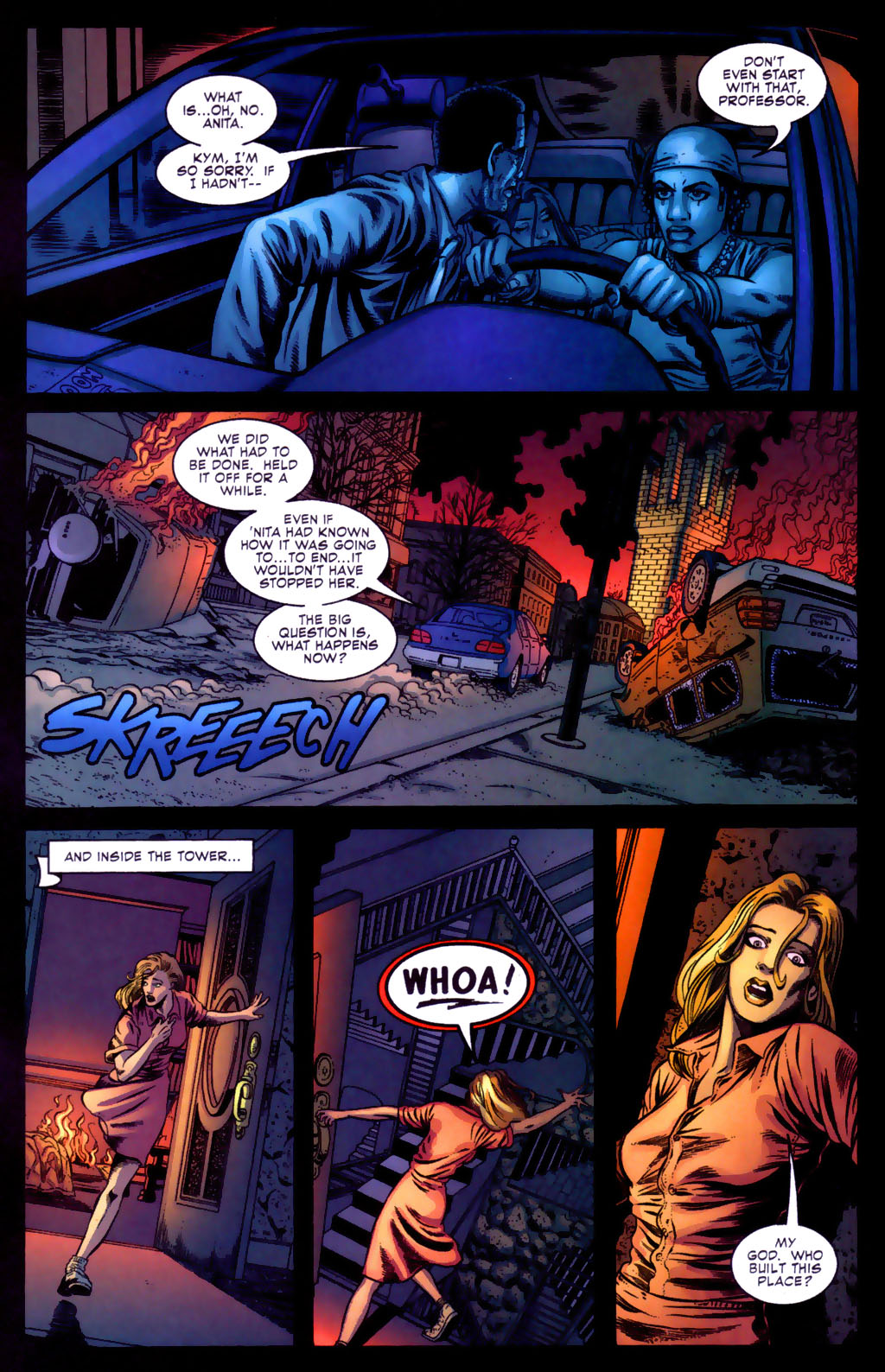 Read online Doctor Fate (2003) comic -  Issue #5 - 7