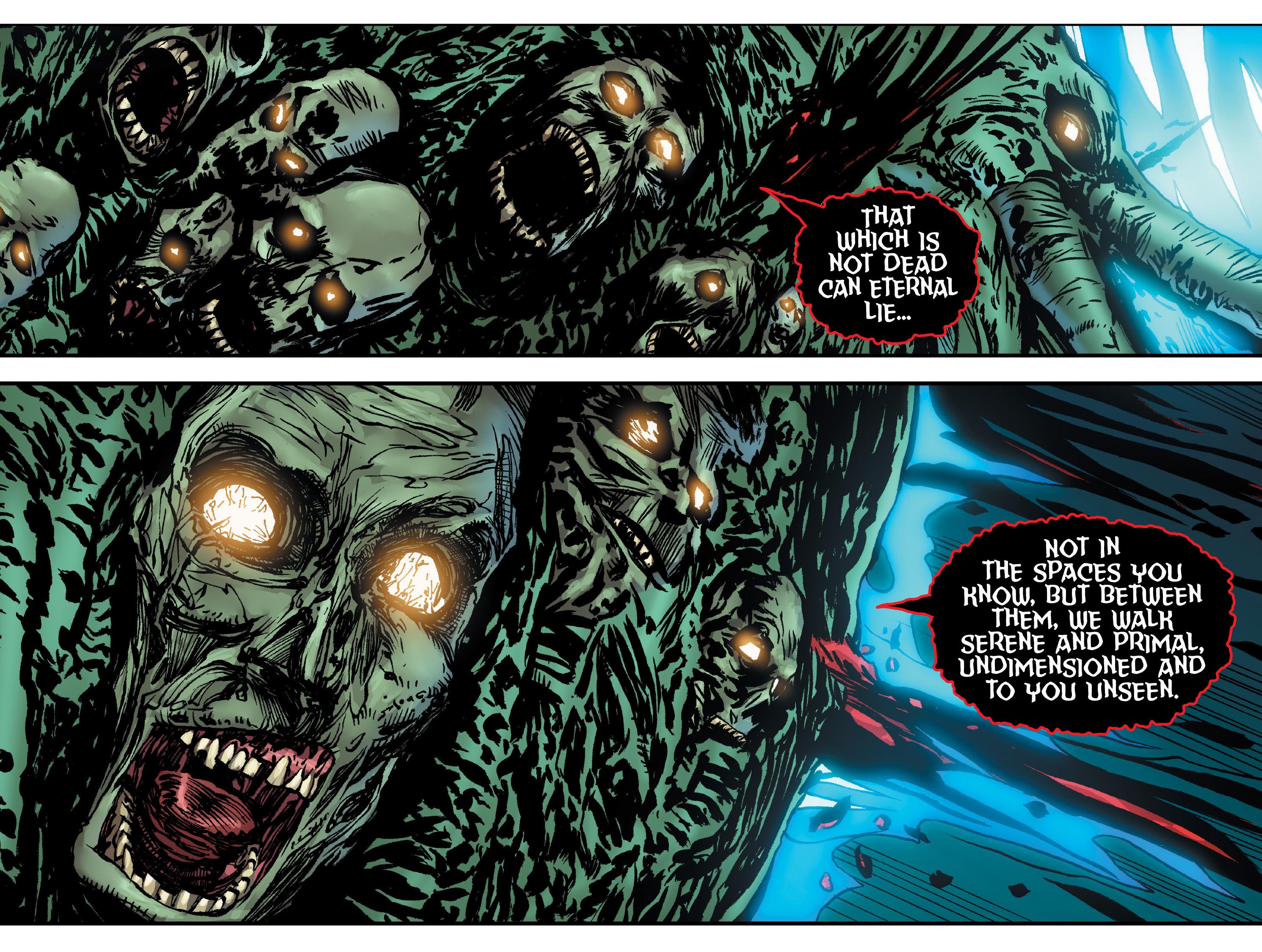 Read online Evil Dead 2: Dark Ones Rising comic -  Issue #5 - 13