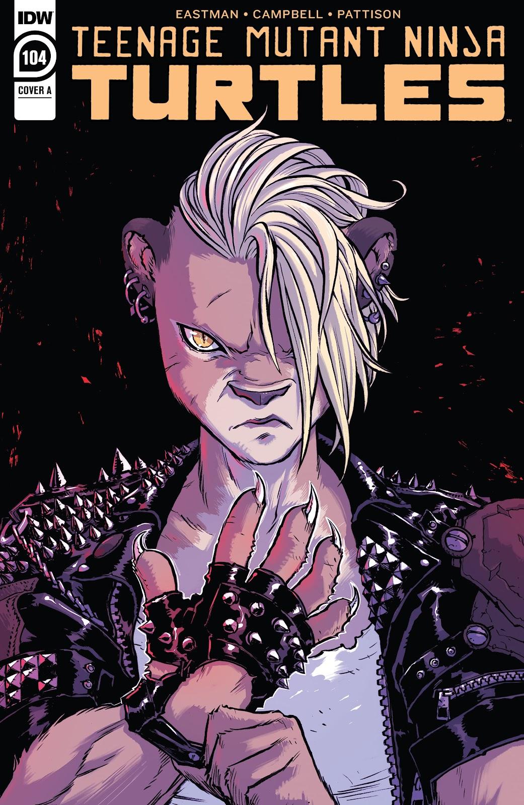 Read online Teenage Mutant Ninja Turtles (2011) comic -  Issue #104 - 1