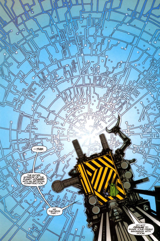 Read online Doom: The Emperor Returns comic -  Issue #2 - 8